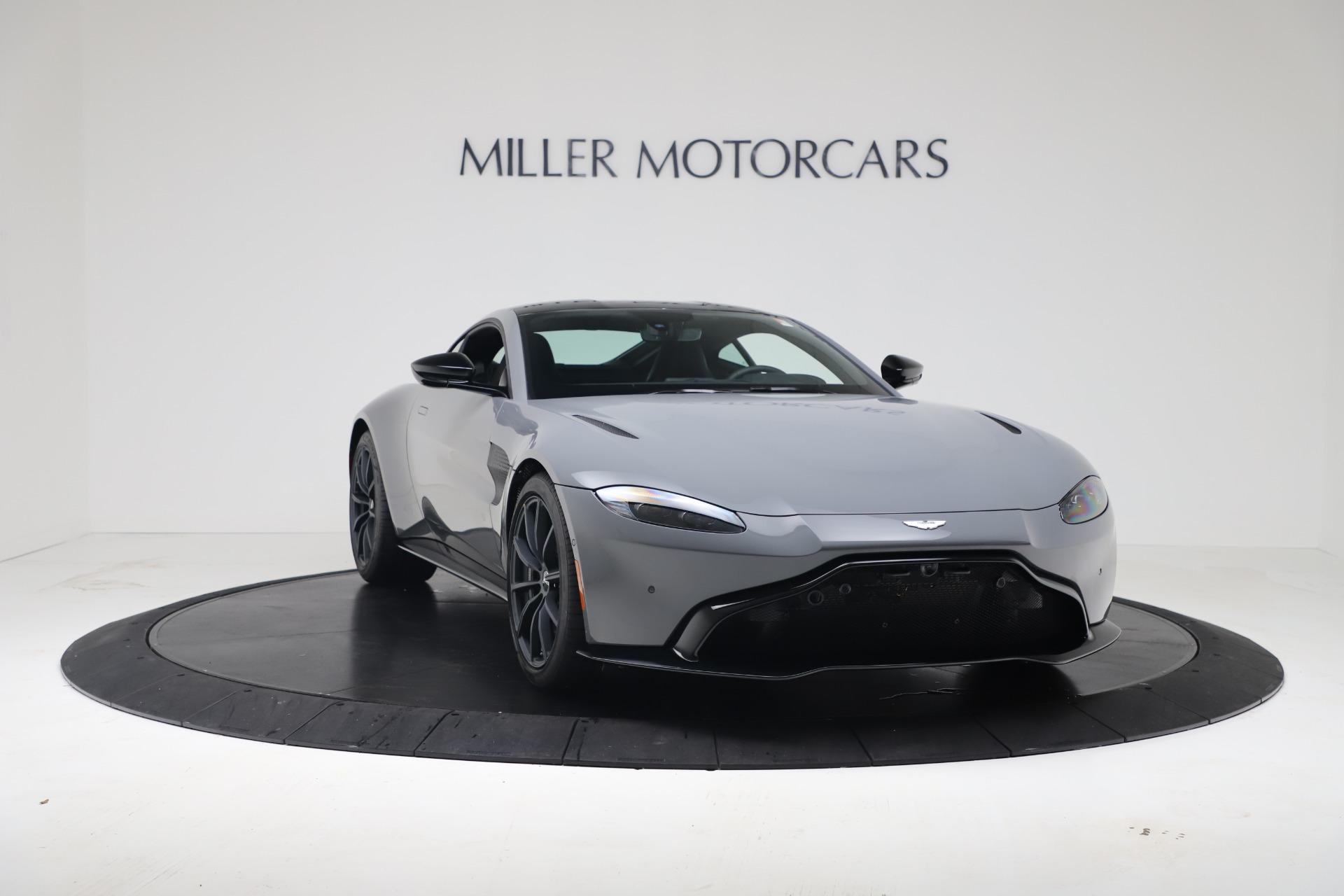 New 2020 Aston Martin Vantage V8 For Sale In Greenwich, CT 3482_p8