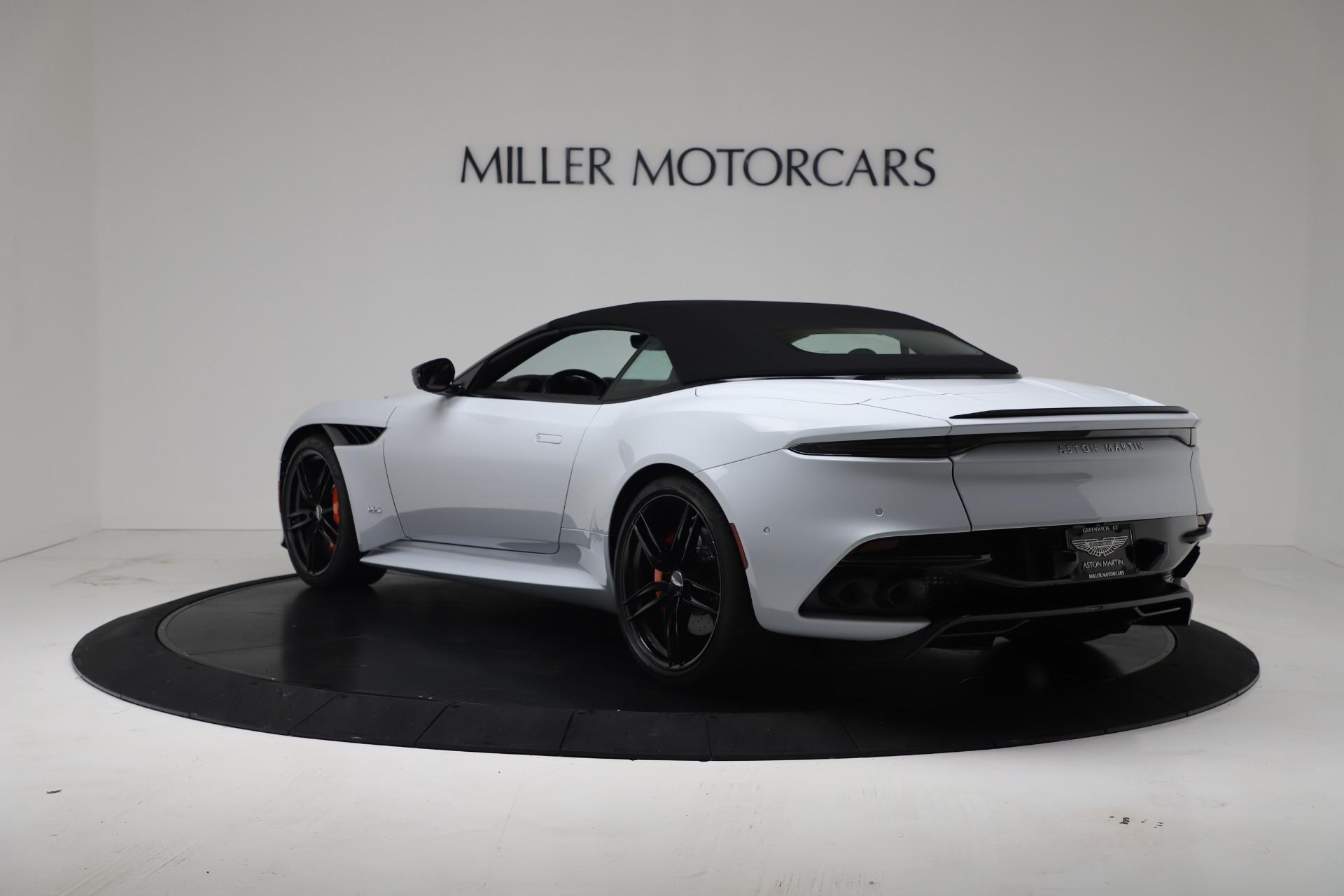 New 2020 Aston Martin DBS Superleggera For Sale In Greenwich, CT 3484_p15
