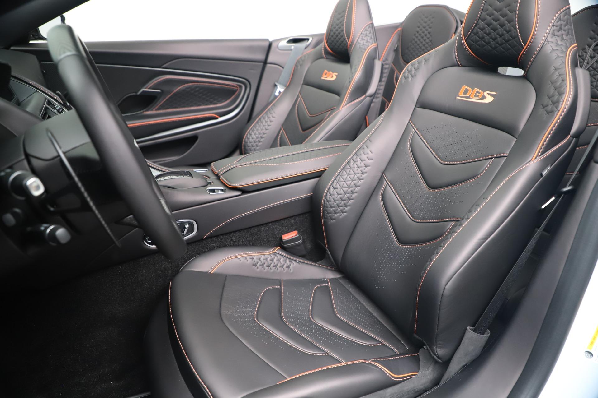 New 2020 Aston Martin DBS Superleggera For Sale In Greenwich, CT 3484_p22