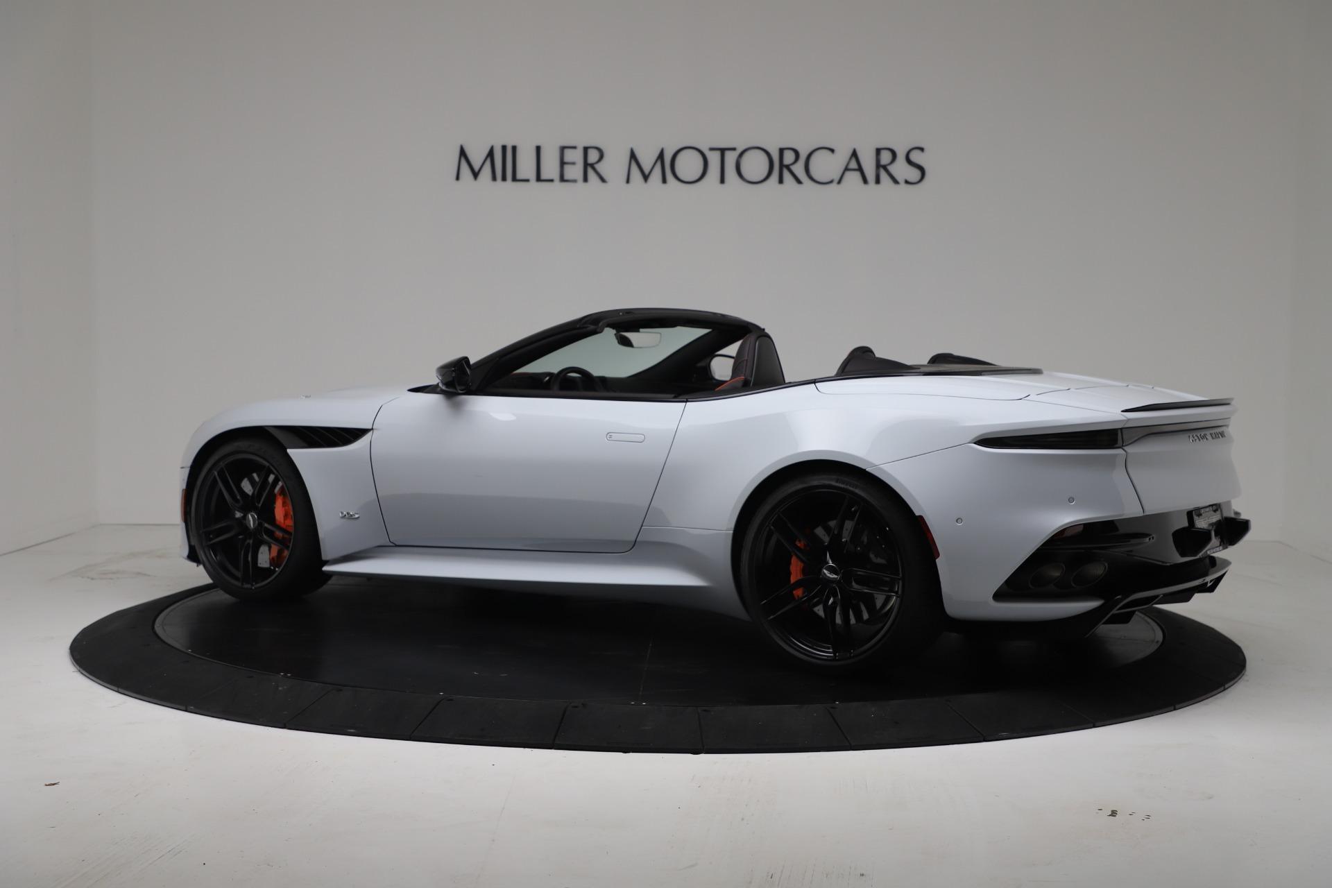 New 2020 Aston Martin DBS Superleggera For Sale In Greenwich, CT 3484_p3