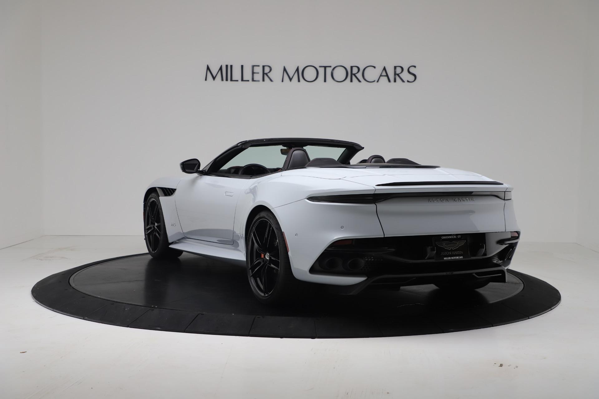 New 2020 Aston Martin DBS Superleggera For Sale In Greenwich, CT 3484_p4