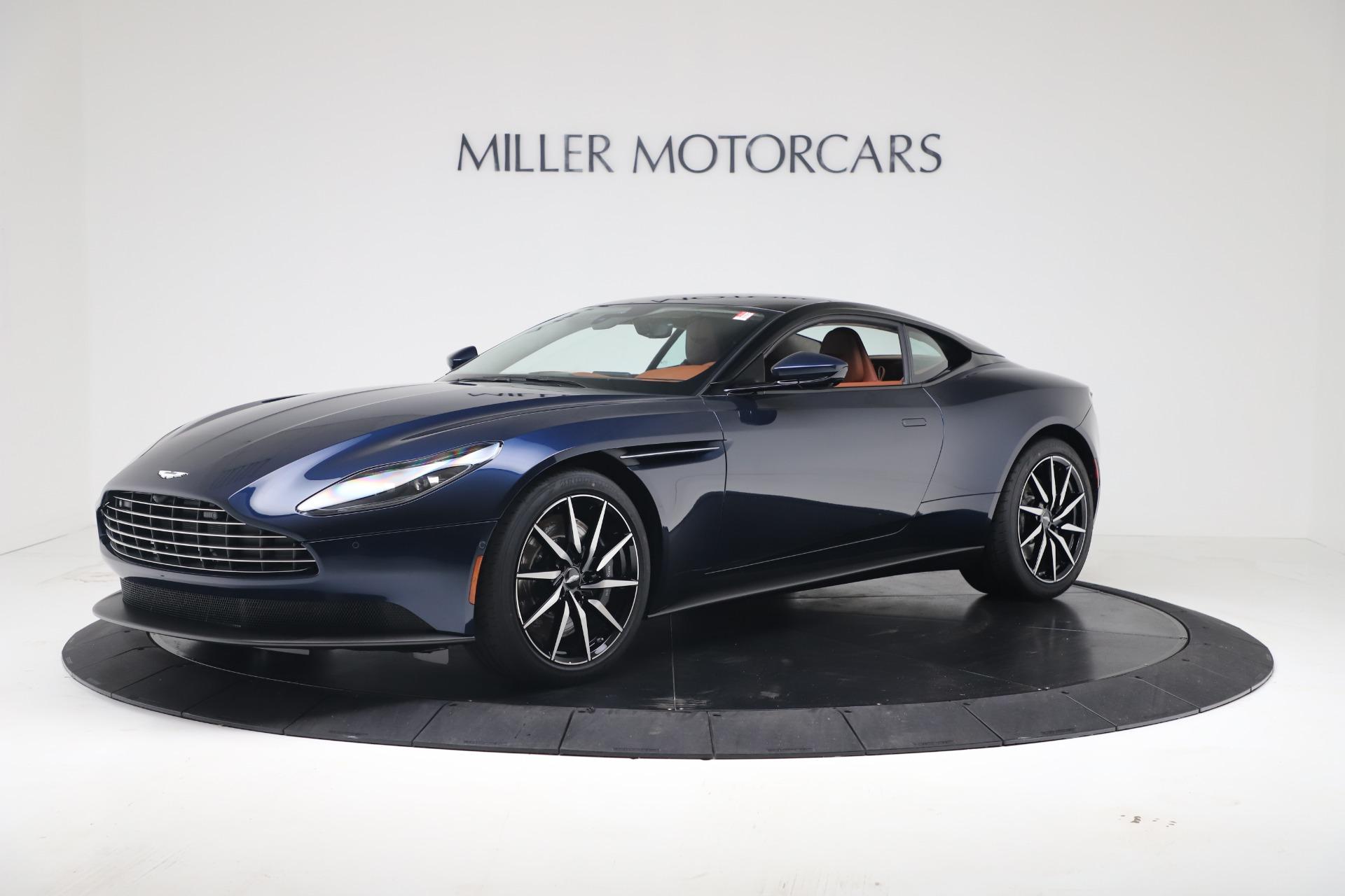 New 2020 Aston Martin DB11 V8 For Sale In Greenwich, CT 3486_main