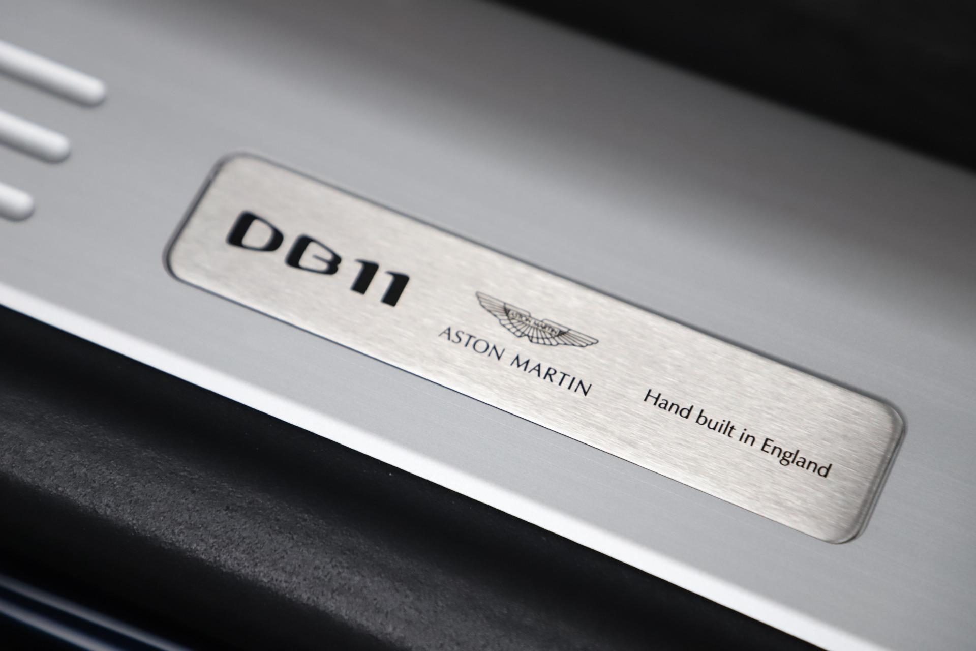 New 2020 Aston Martin DB11 V8 For Sale In Greenwich, CT 3486_p17