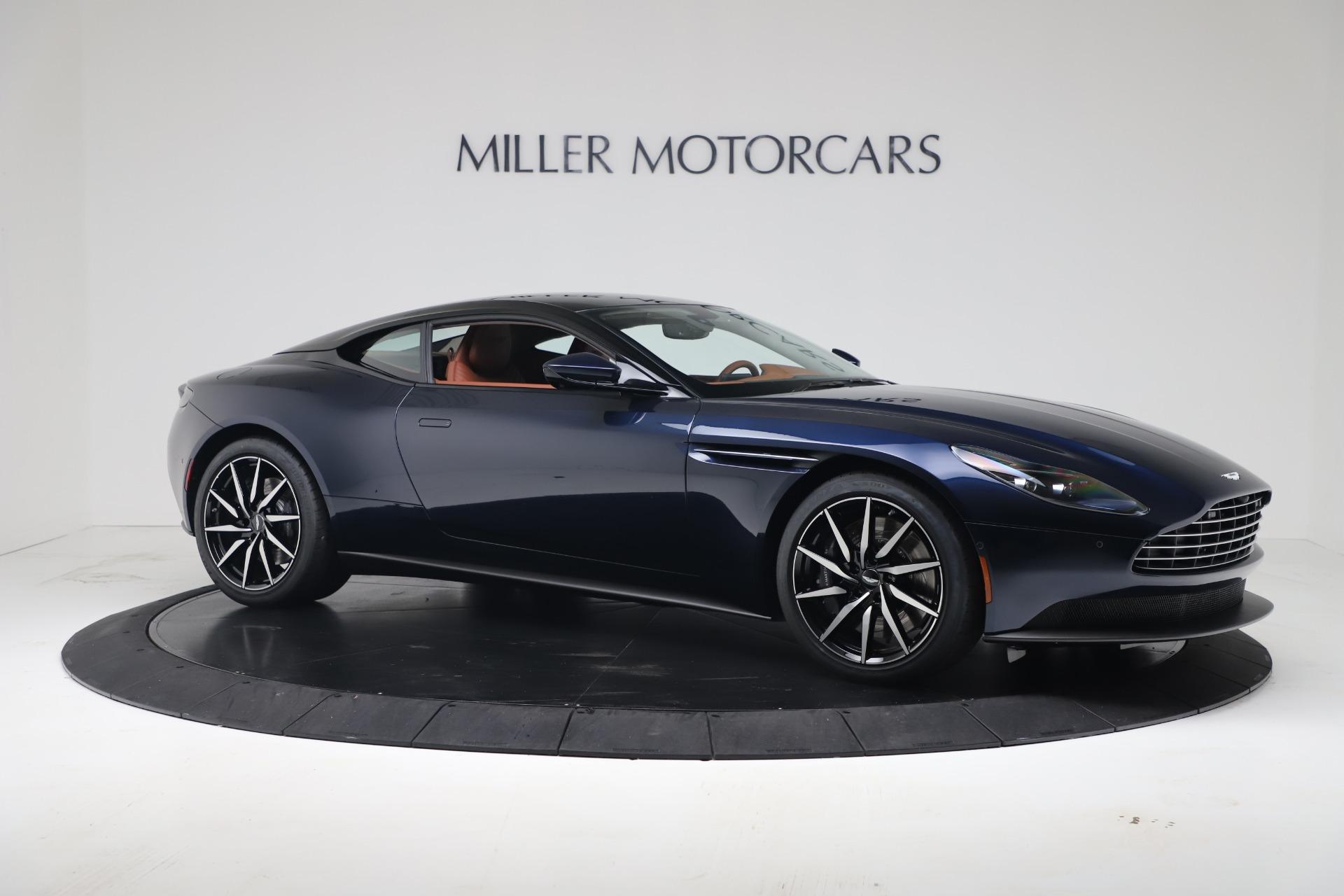 New 2020 Aston Martin DB11 V8 For Sale In Greenwich, CT 3486_p5
