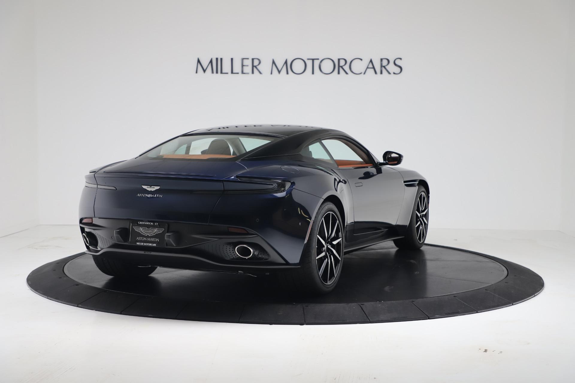 New 2020 Aston Martin DB11 V8 For Sale In Greenwich, CT 3486_p8
