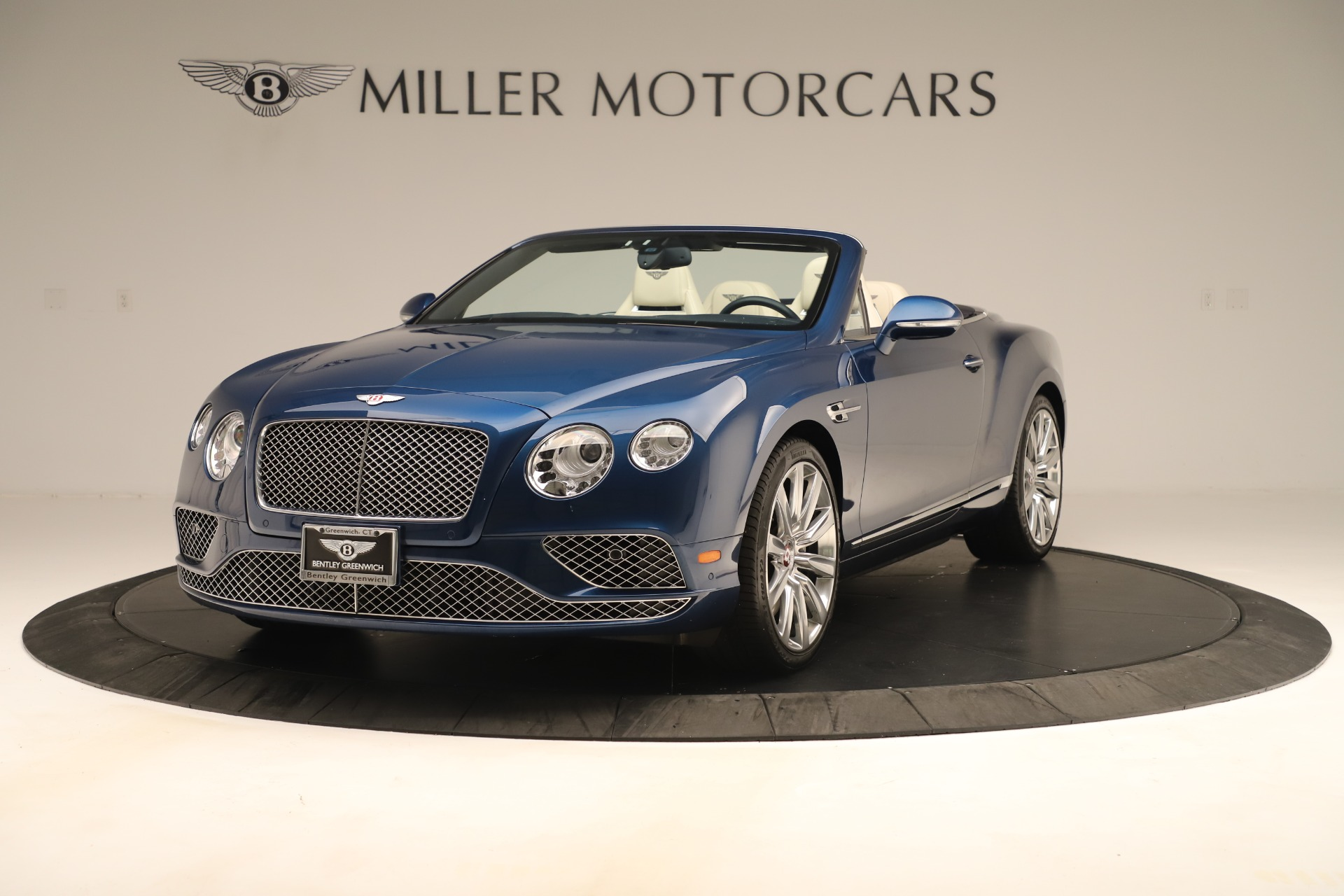 Used 2017 Bentley Continental GT V8 For Sale In Greenwich, CT 3488_main