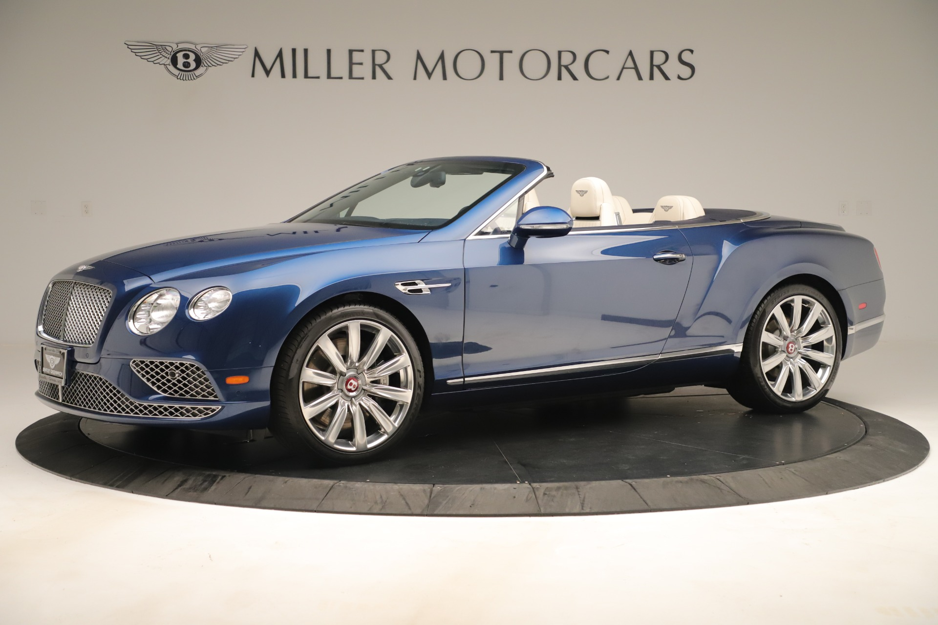 Used 2017 Bentley Continental GT V8 For Sale In Greenwich, CT 3488_p2
