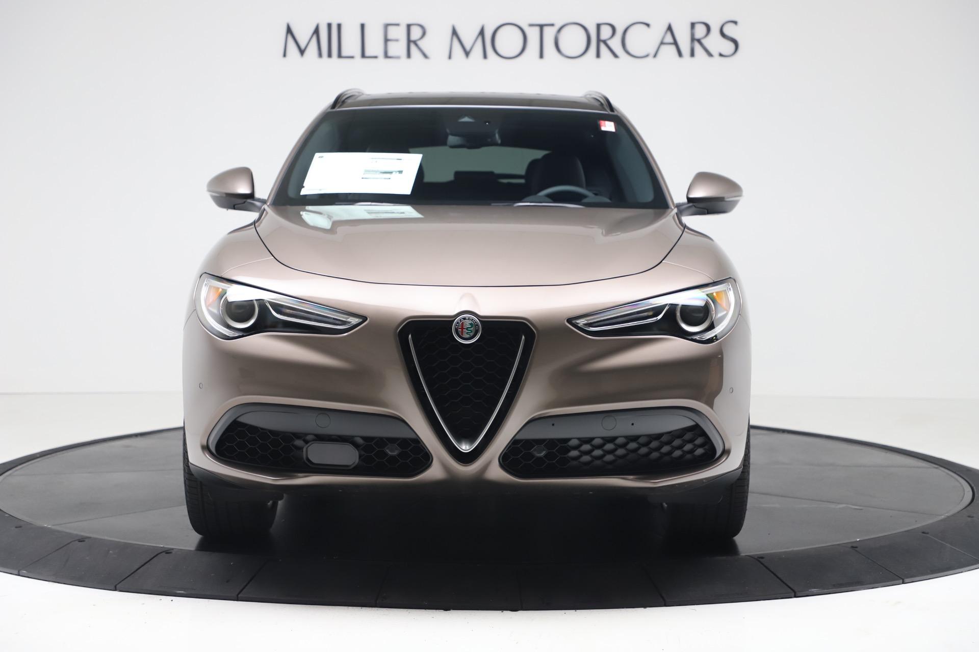 New 2019 Alfa Romeo Stelvio Ti Sport Q4 For Sale In Greenwich, CT 3489_p12