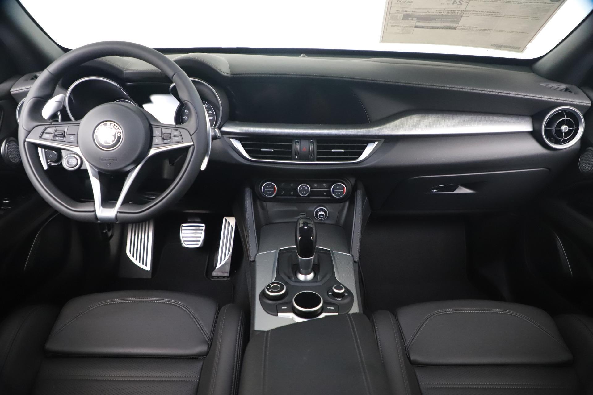 New 2019 Alfa Romeo Stelvio Ti Sport Q4 For Sale In Greenwich, CT 3489_p16