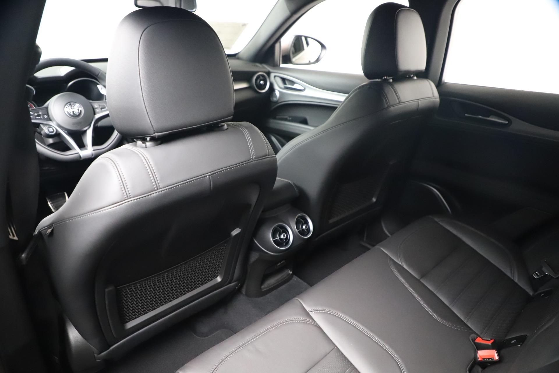 New 2019 Alfa Romeo Stelvio Ti Sport Q4 For Sale In Greenwich, CT 3489_p20