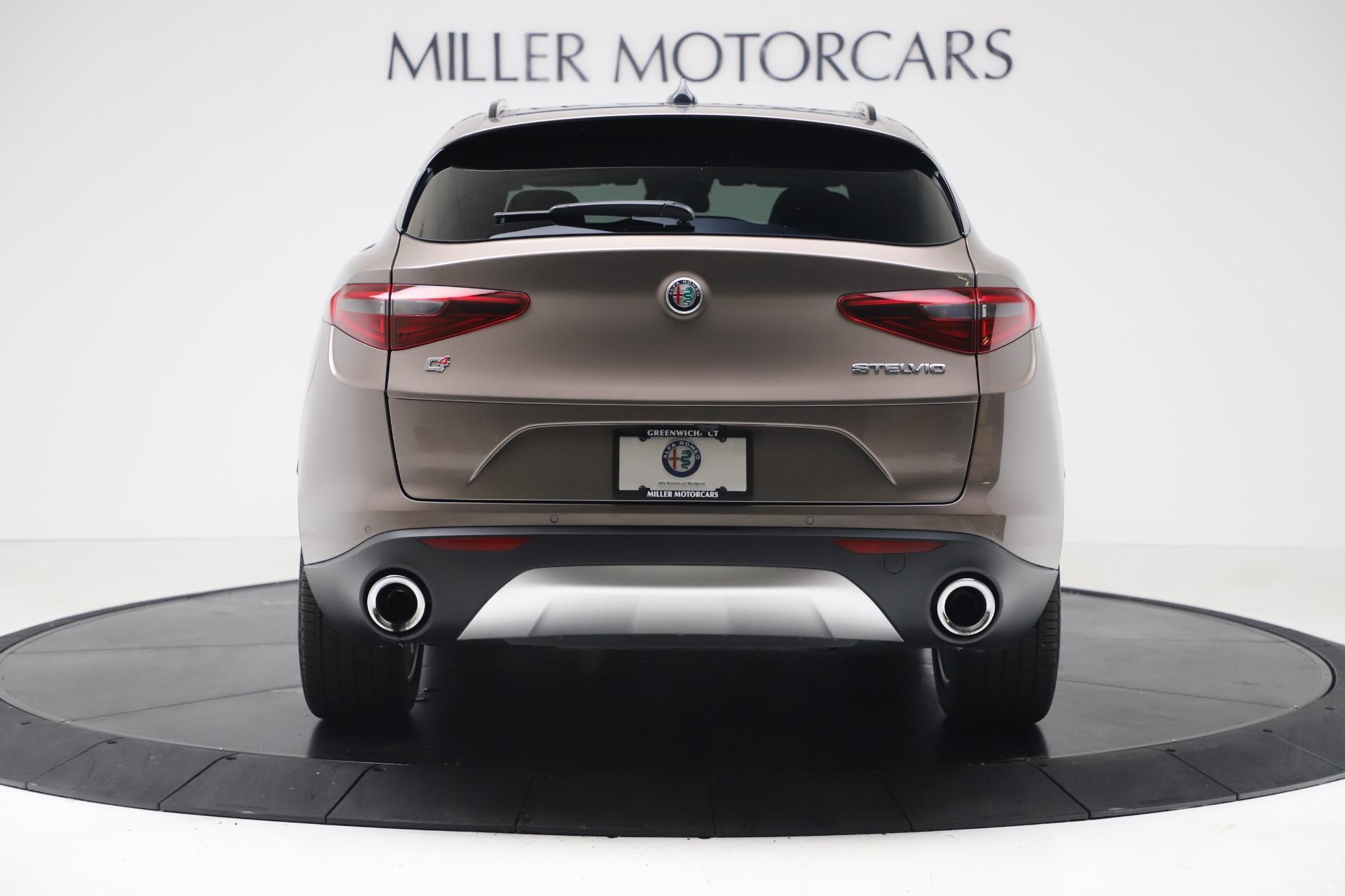 New 2019 Alfa Romeo Stelvio Ti Sport Q4 For Sale In Greenwich, CT 3489_p6