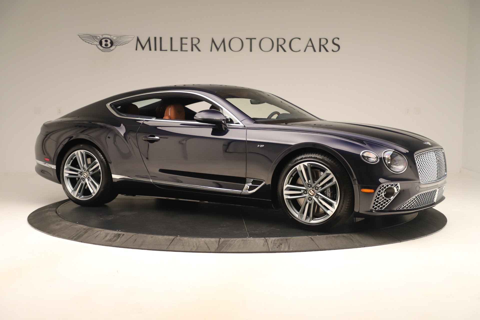 New 2020 Bentley Continental GT V8 For Sale In Greenwich, CT 3491_p10