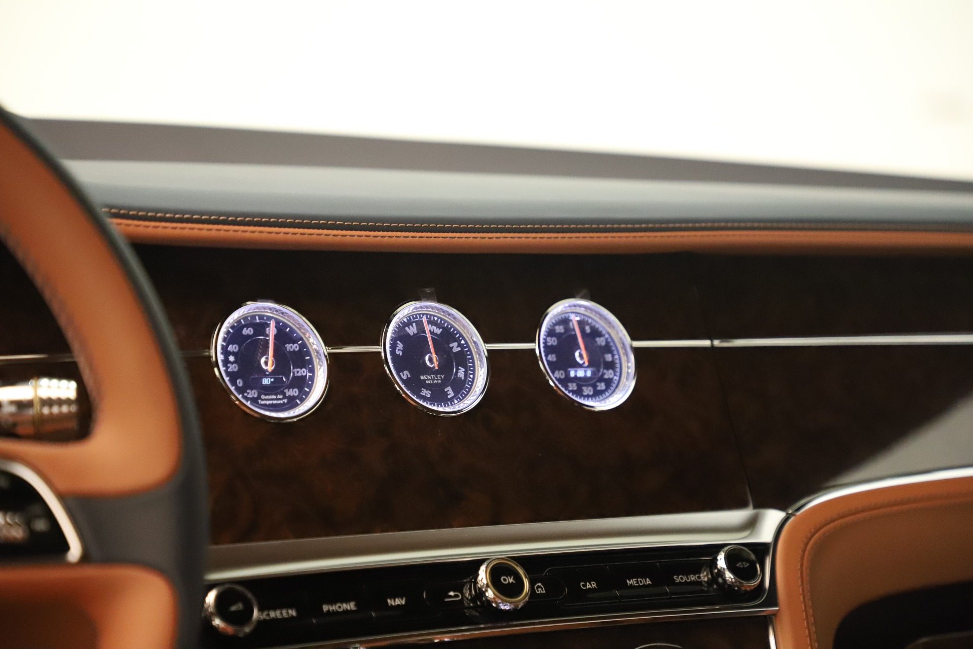 New 2020 Bentley Continental GT V8 For Sale In Greenwich, CT 3491_p24