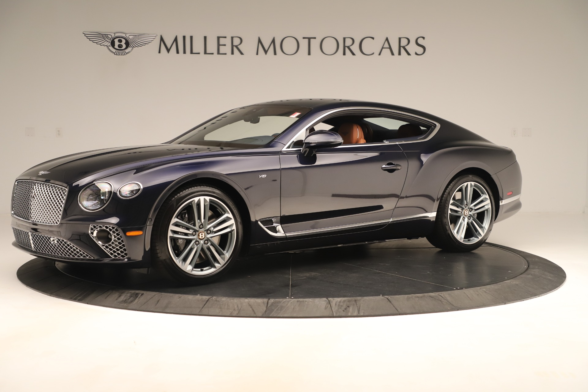 New 2020 Bentley Continental GT V8 For Sale In Greenwich, CT 3491_p2