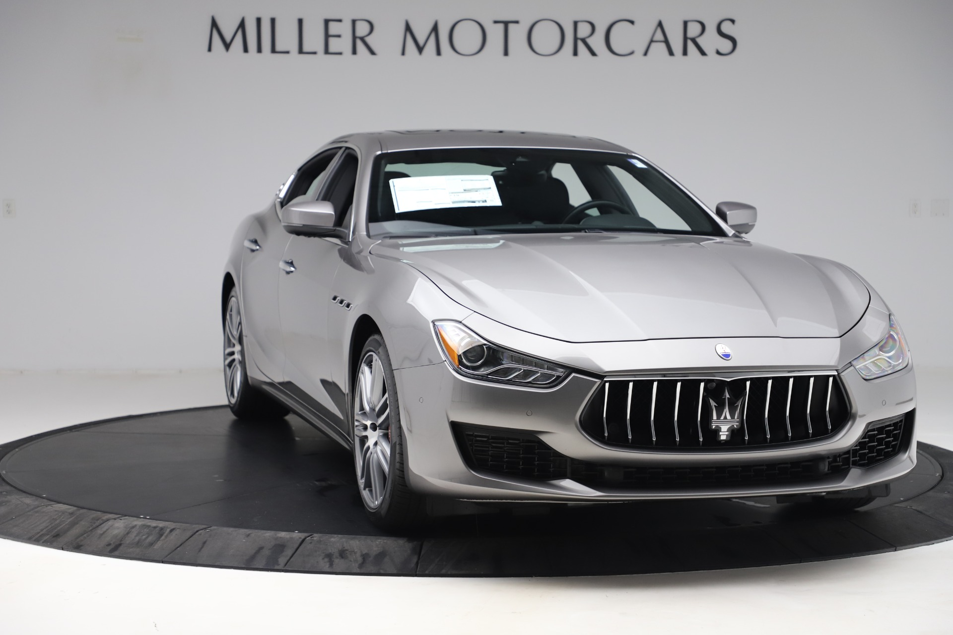 New 2019 Maserati Ghibli S Q4 For Sale In Greenwich, CT 3492_p11