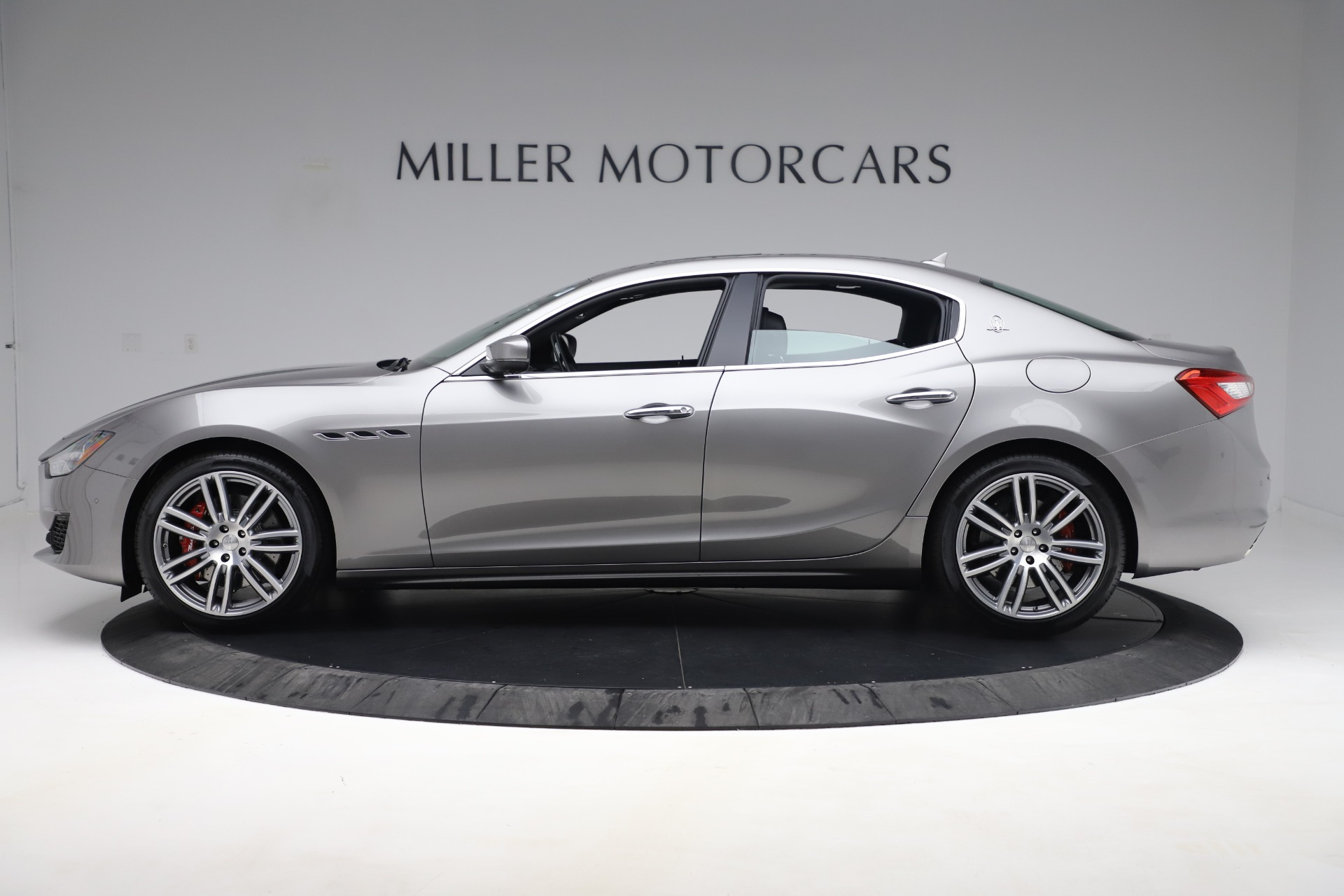 New 2019 Maserati Ghibli S Q4 For Sale In Greenwich, CT 3492_p3