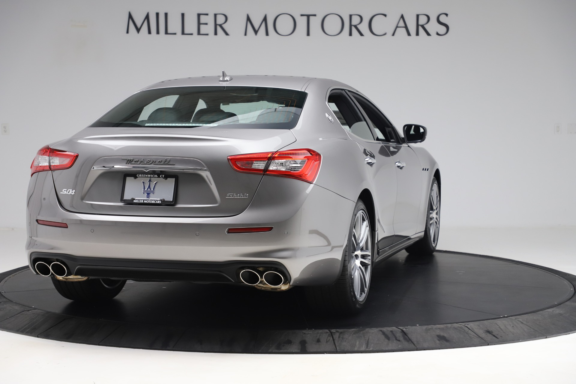 New 2019 Maserati Ghibli S Q4 For Sale In Greenwich, CT 3492_p7