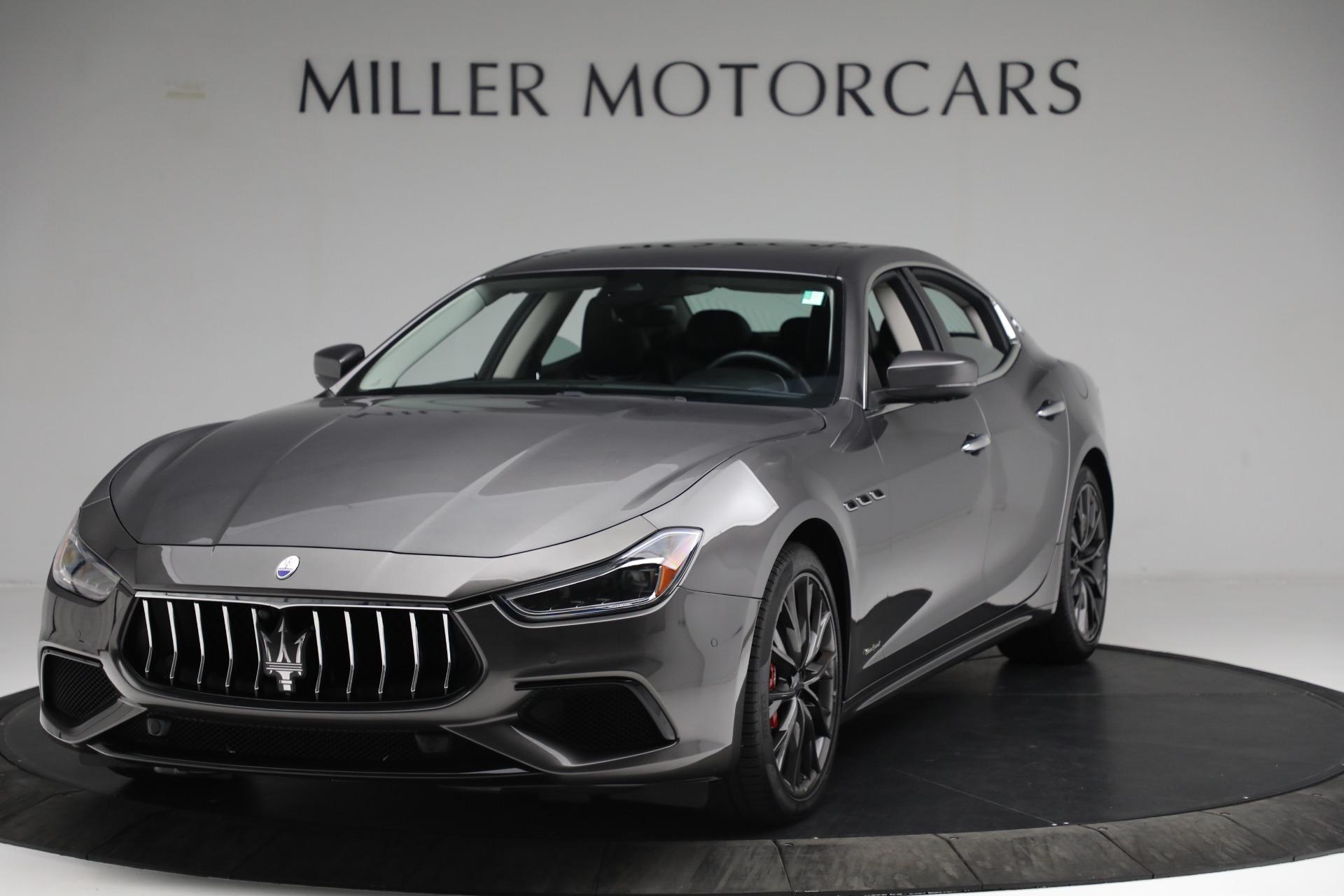 New 2019 Maserati Ghibli S Q4 GranSport For Sale In Greenwich, CT 3493_main