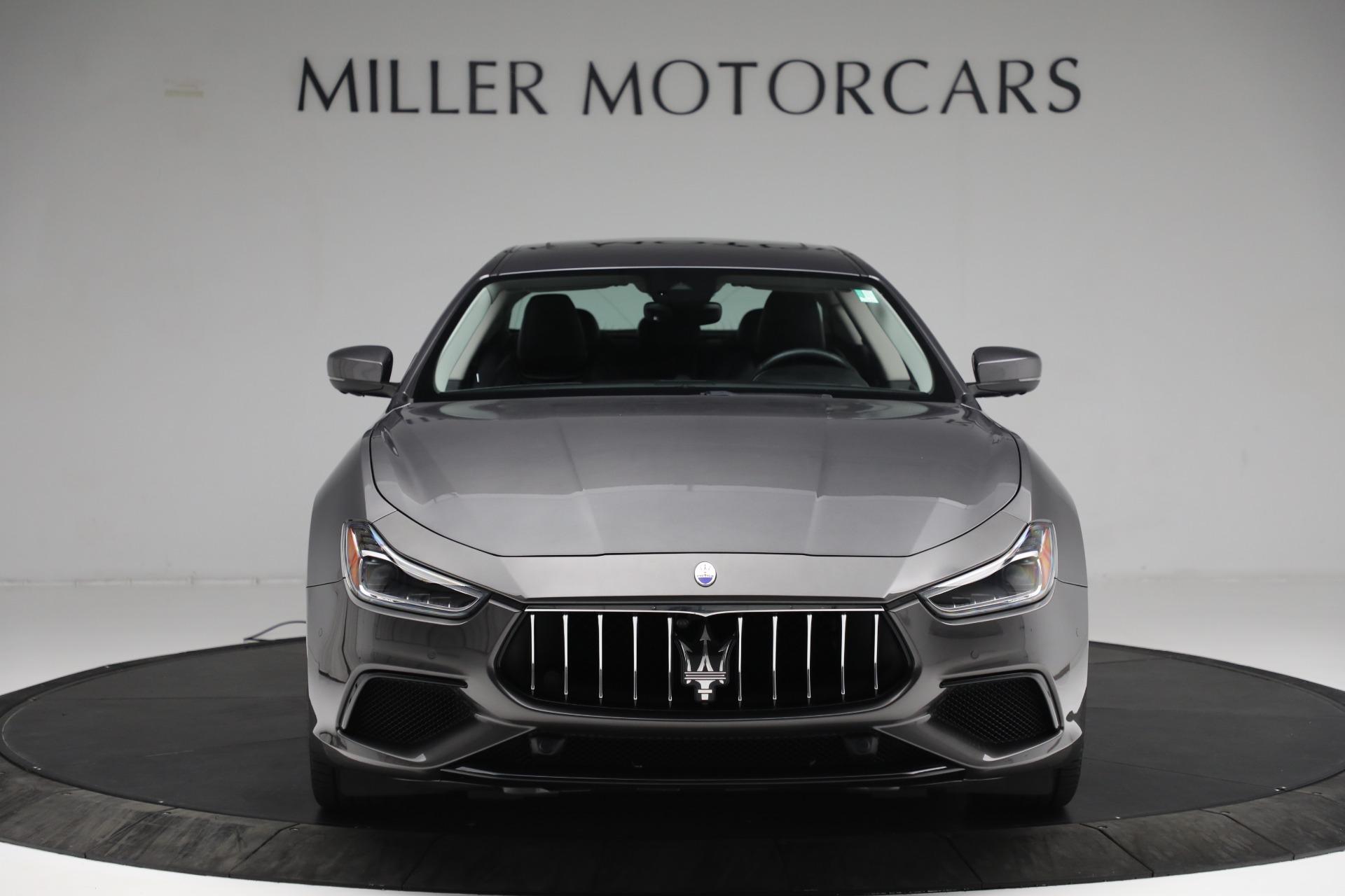 New 2019 Maserati Ghibli S Q4 GranSport For Sale In Greenwich, CT 3493_p11