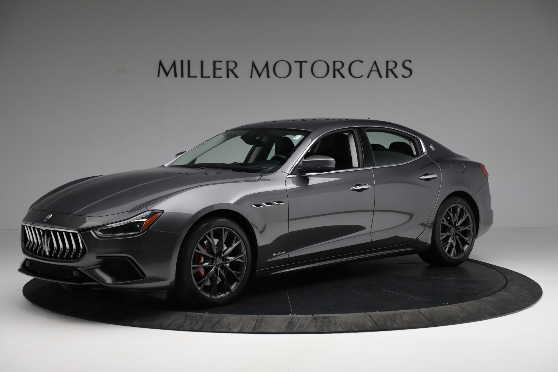 New 2019 Maserati Ghibli S Q4 GranSport For Sale In Greenwich, CT 3493_p2