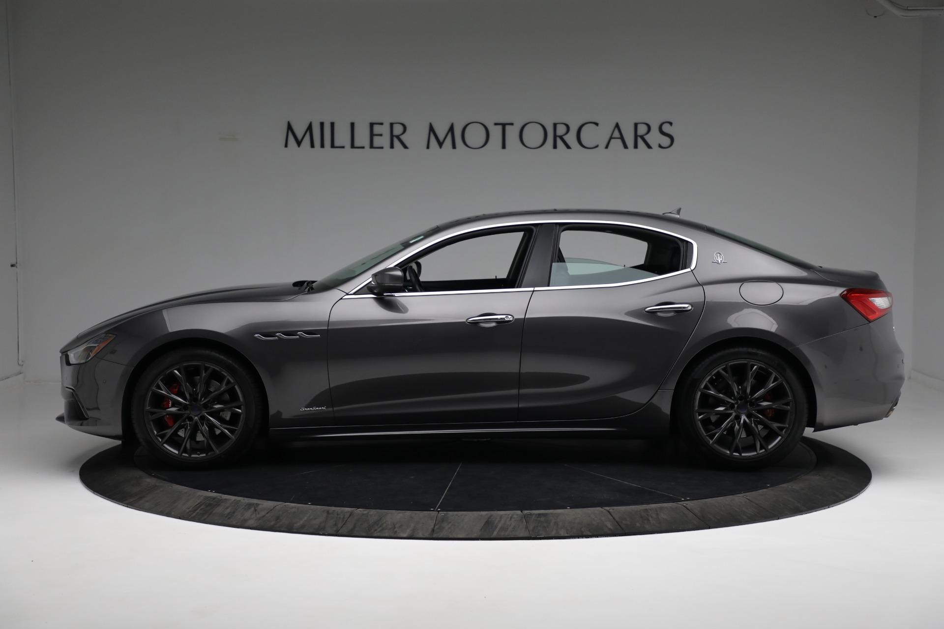 New 2019 Maserati Ghibli S Q4 GranSport For Sale In Greenwich, CT 3493_p3