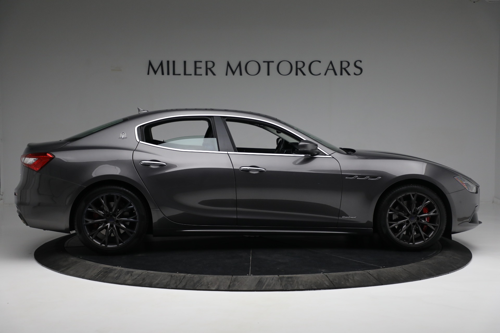 New 2019 Maserati Ghibli S Q4 GranSport For Sale In Greenwich, CT 3493_p9