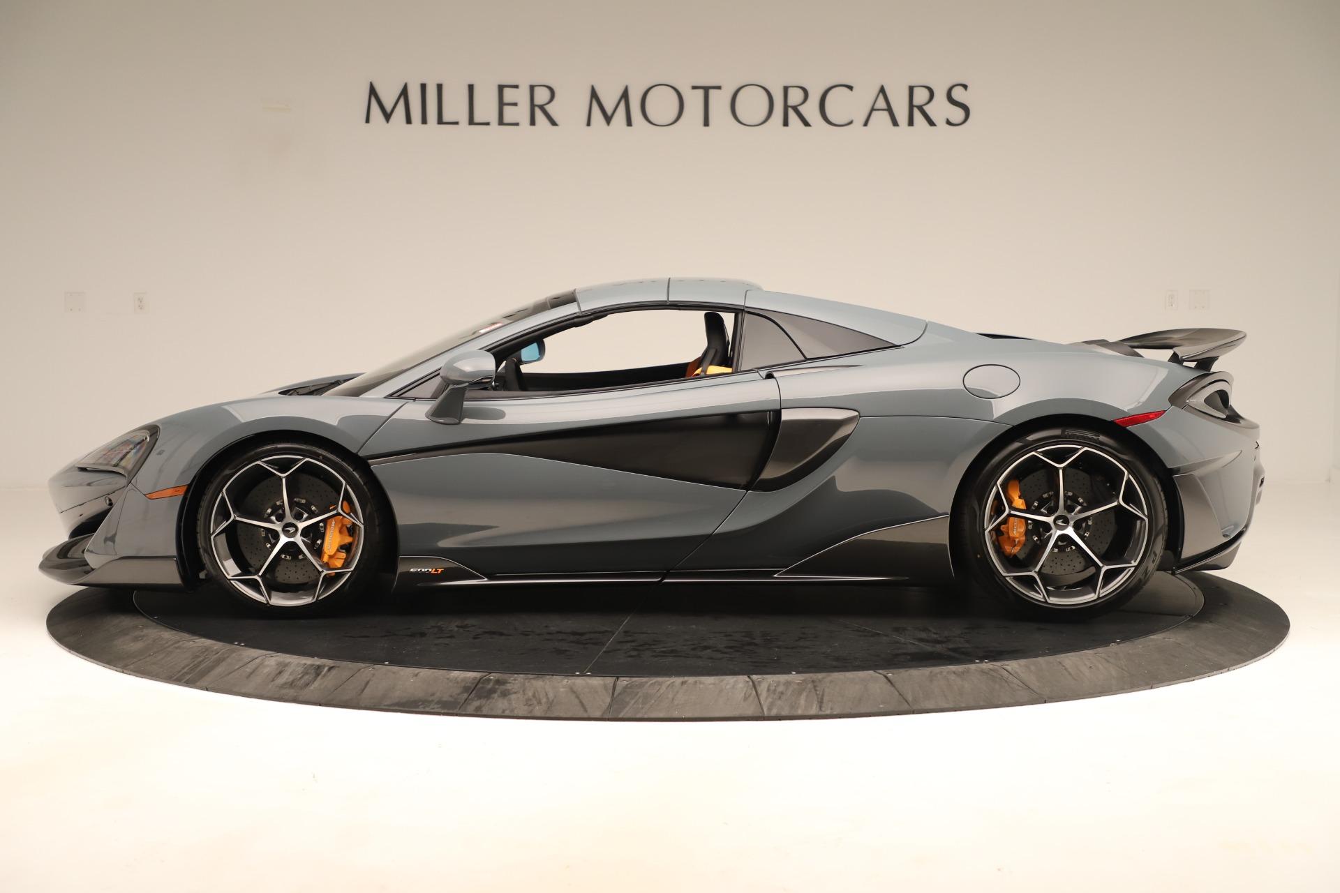 New 2020 McLaren 600LT Convertible For Sale In Greenwich, CT 3498_p15
