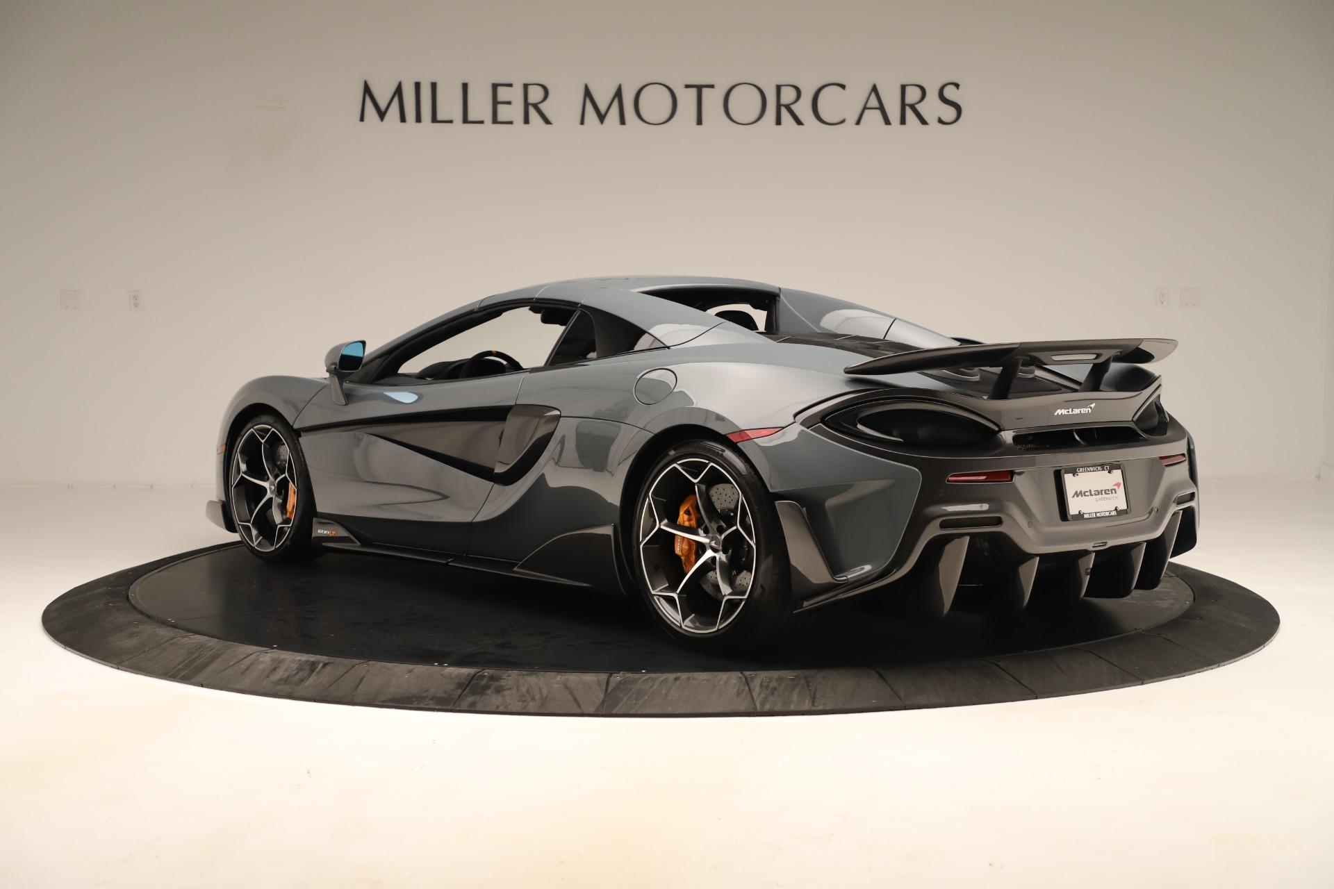 New 2020 McLaren 600LT Convertible For Sale In Greenwich, CT 3498_p16