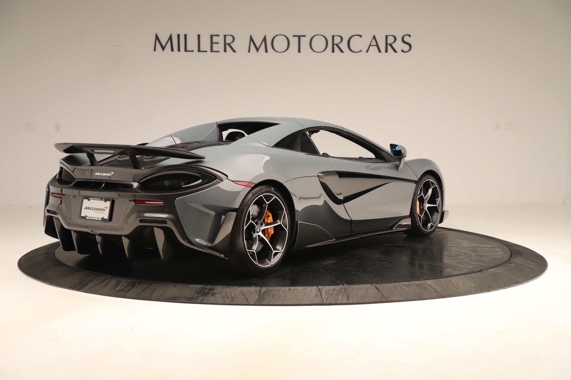 New 2020 McLaren 600LT Convertible For Sale In Greenwich, CT 3498_p18