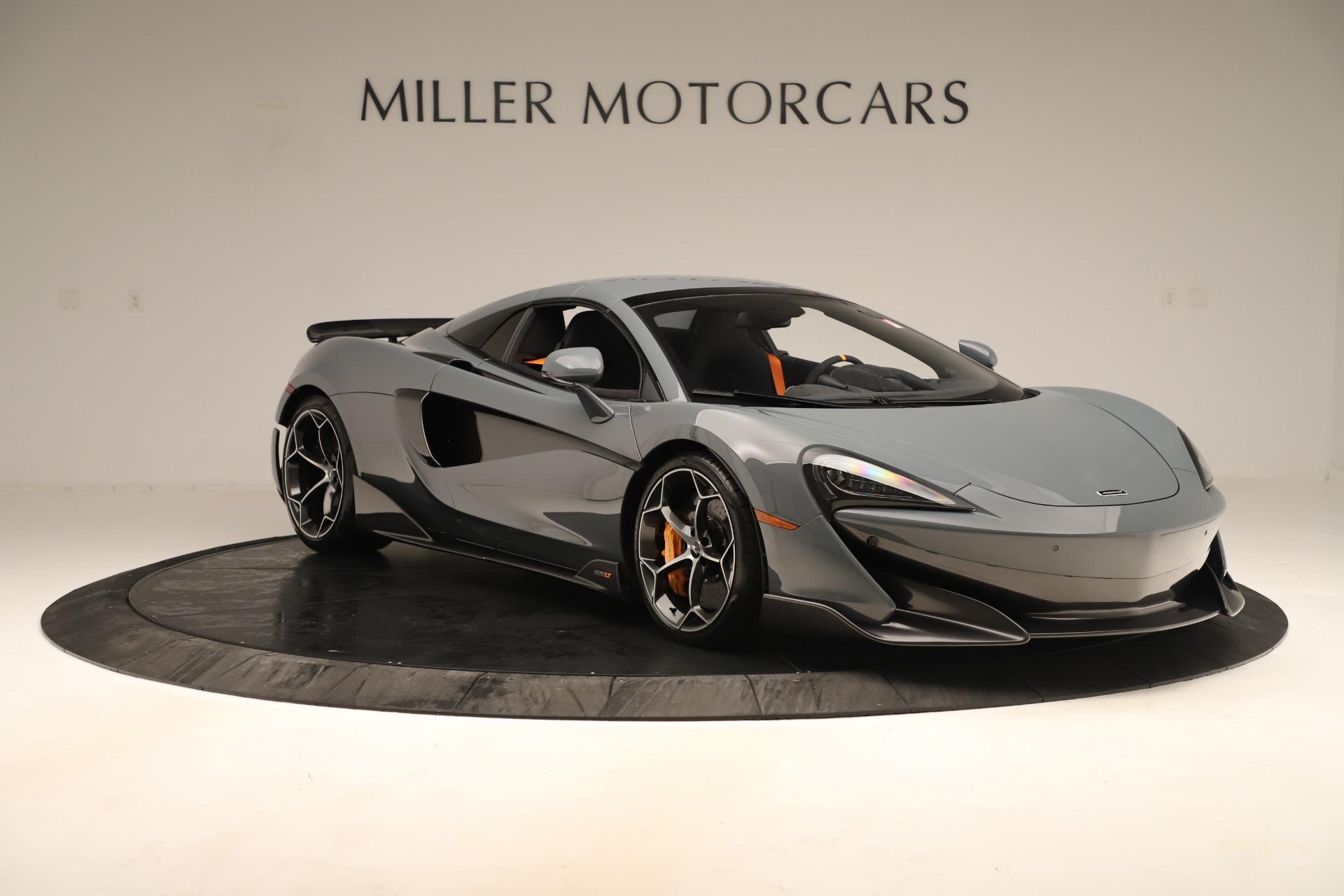 New 2020 McLaren 600LT Convertible For Sale In Greenwich, CT 3498_p20