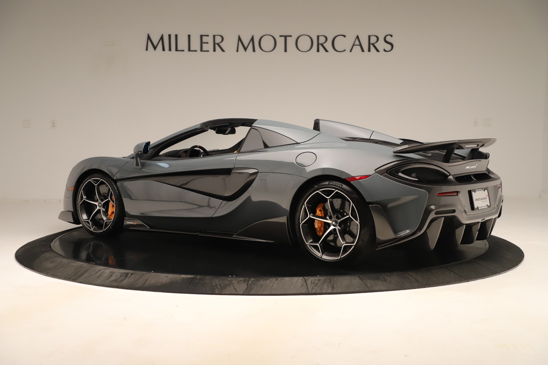 New 2020 McLaren 600LT Convertible For Sale In Greenwich, CT 3498_p3