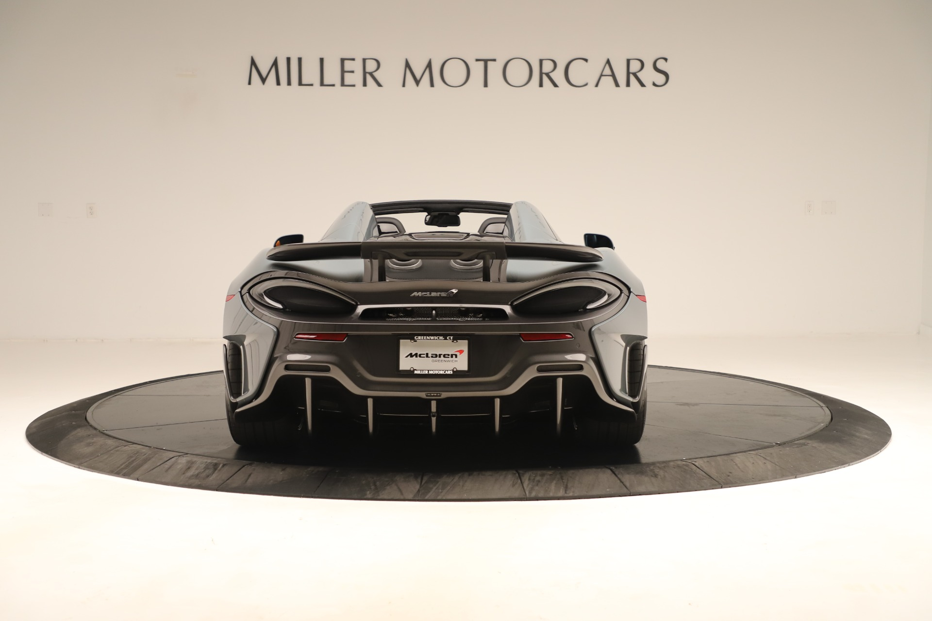 New 2020 McLaren 600LT Convertible For Sale In Greenwich, CT 3498_p5