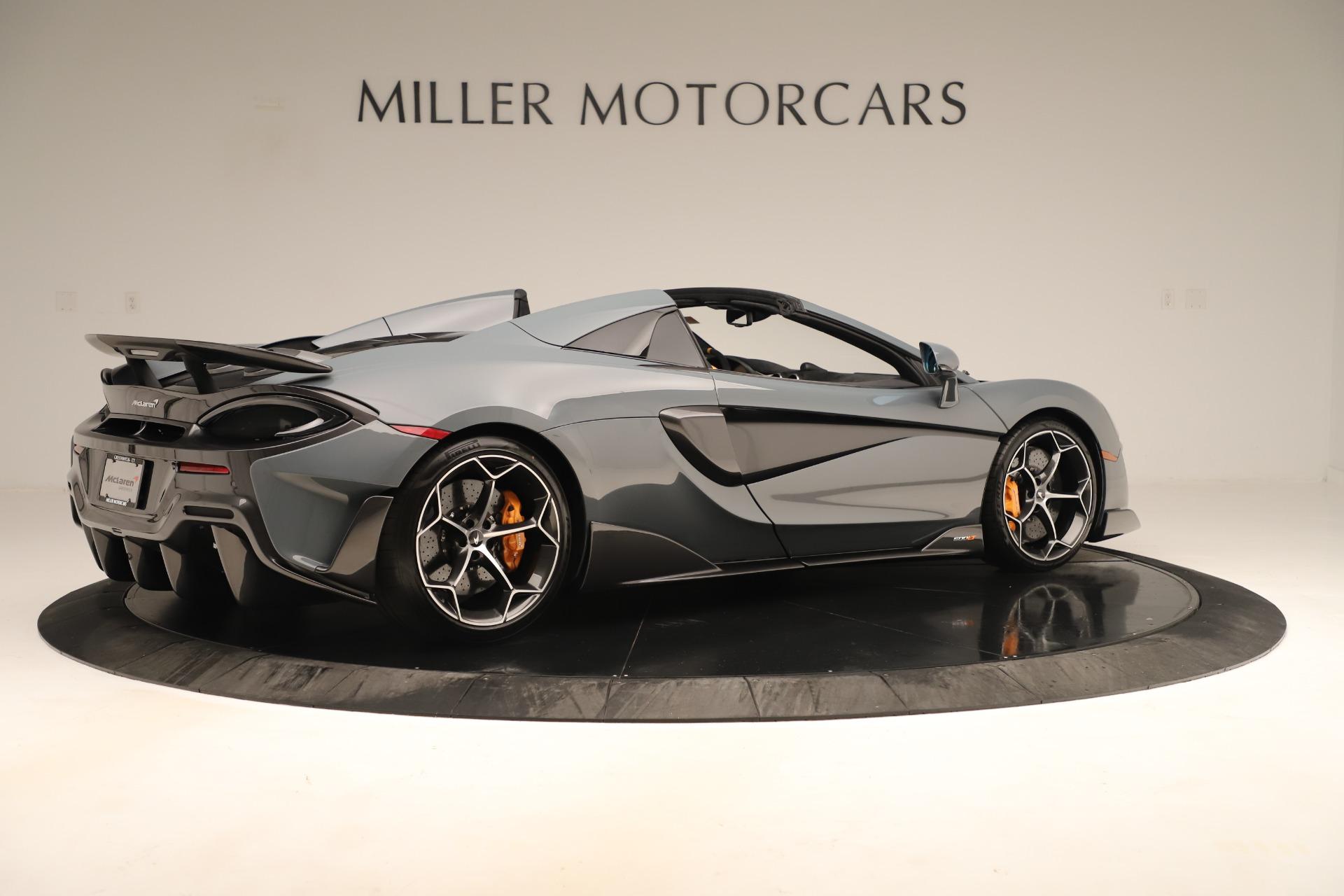 New 2020 McLaren 600LT Convertible For Sale In Greenwich, CT 3498_p7