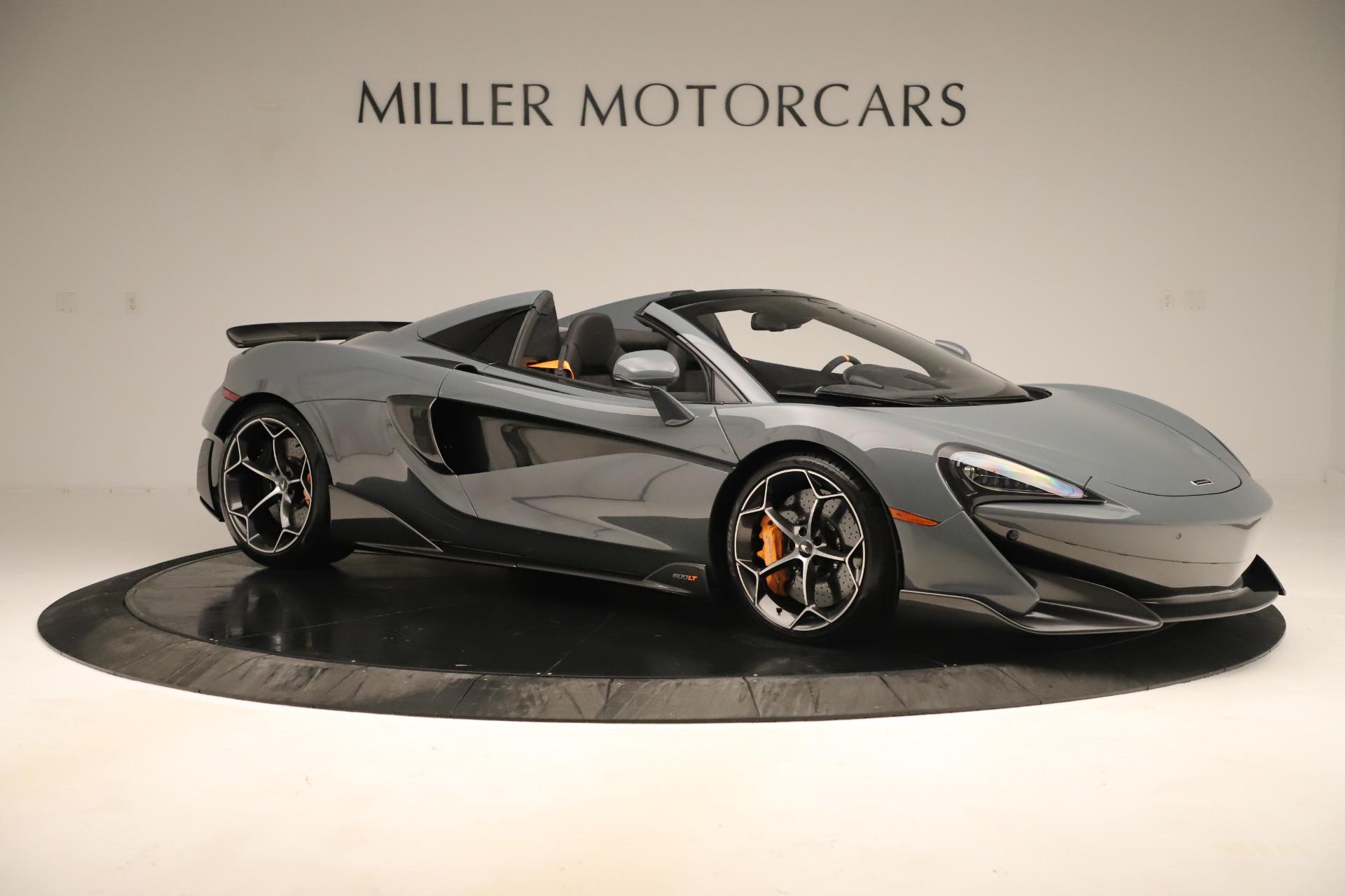 New 2020 McLaren 600LT Convertible For Sale In Greenwich, CT 3498_p9