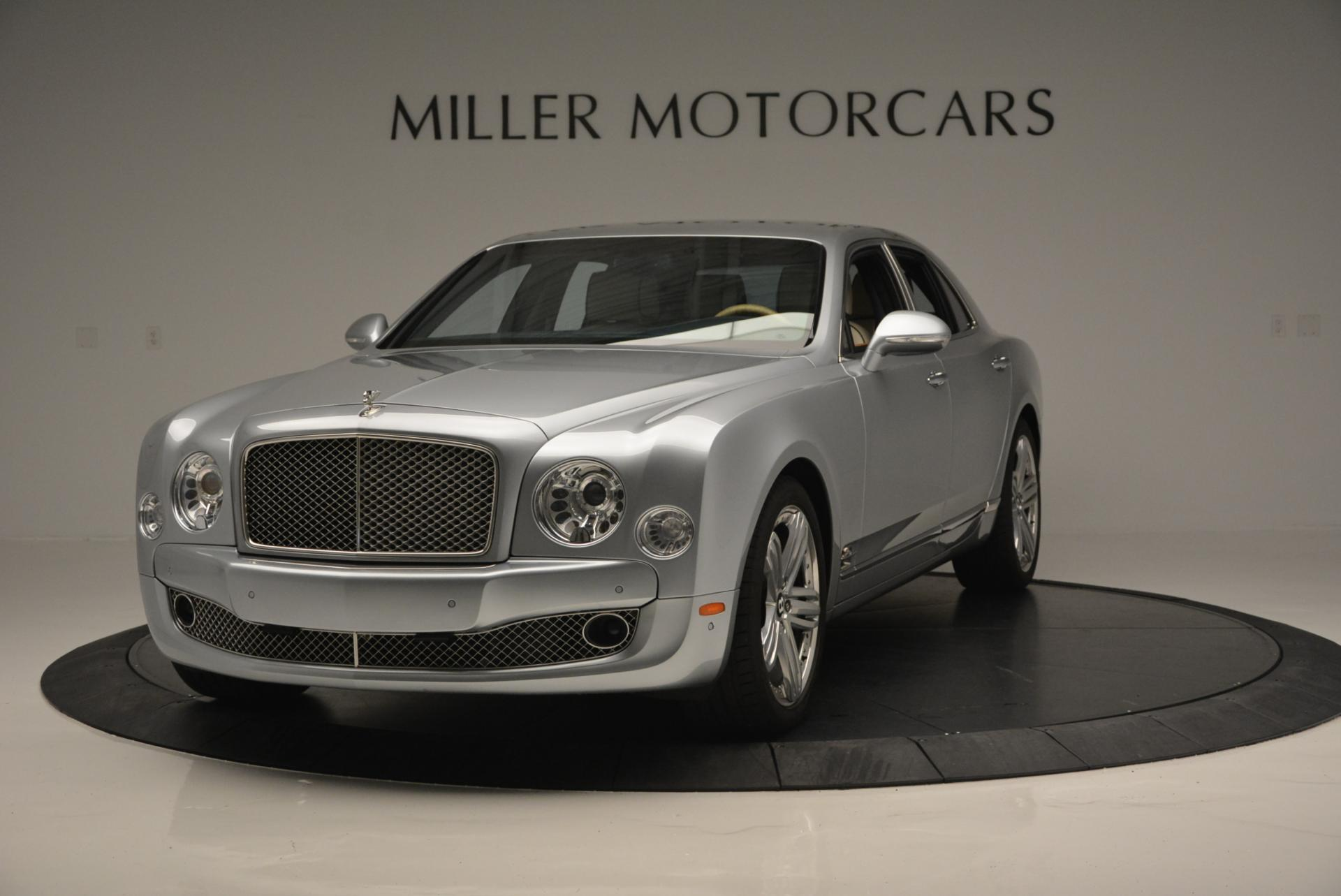 Used 2012 Bentley Mulsanne  For Sale In Greenwich, CT 35_main