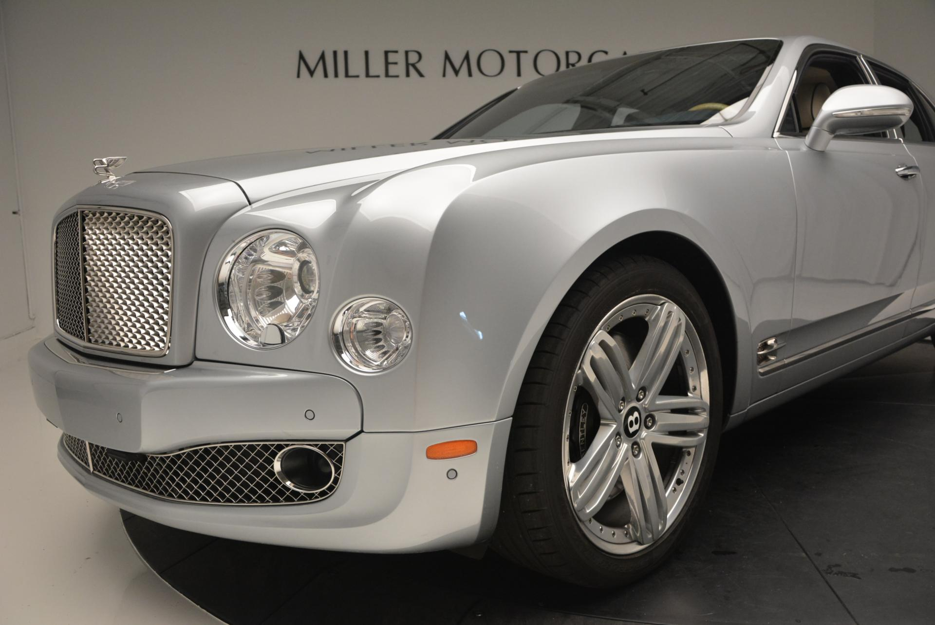 Used 2012 Bentley Mulsanne  For Sale In Greenwich, CT 35_p15