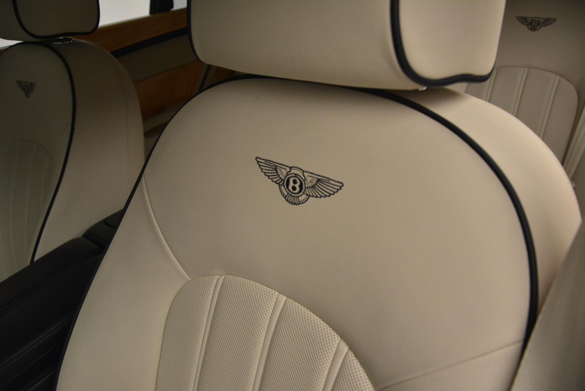 Used 2012 Bentley Mulsanne  For Sale In Greenwich, CT 35_p27