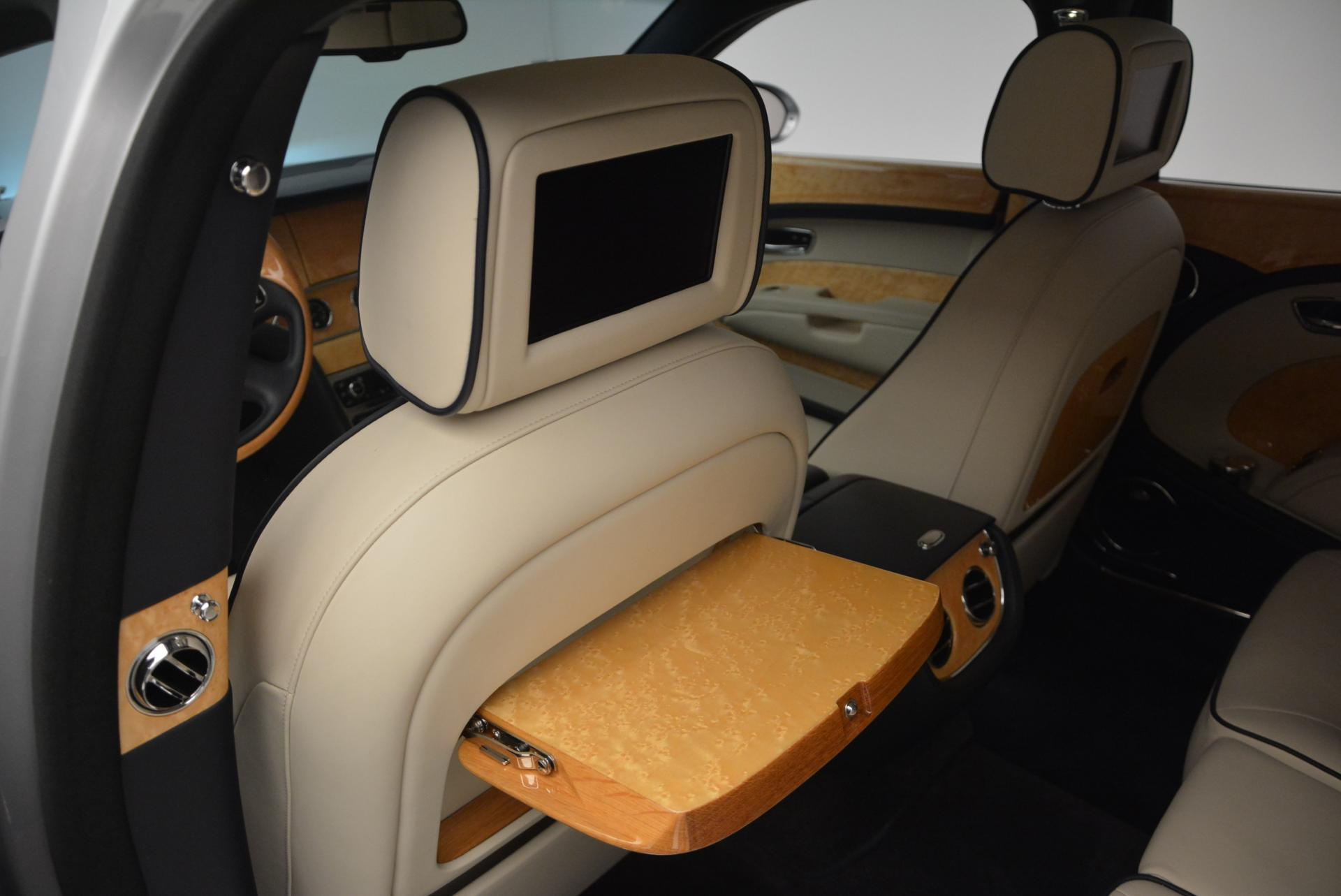 Used 2012 Bentley Mulsanne  For Sale In Greenwich, CT 35_p34