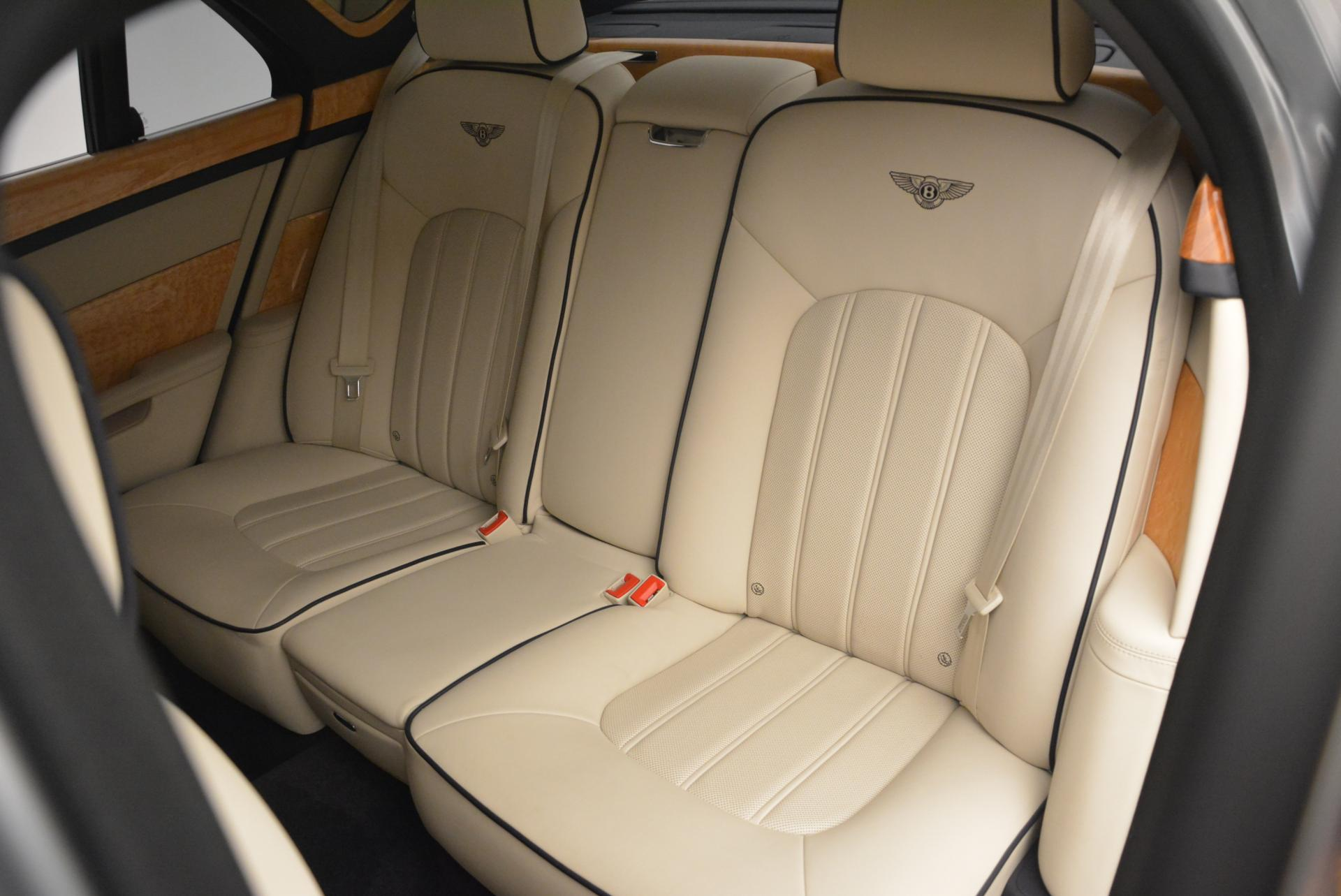 Used 2012 Bentley Mulsanne  For Sale In Greenwich, CT 35_p36