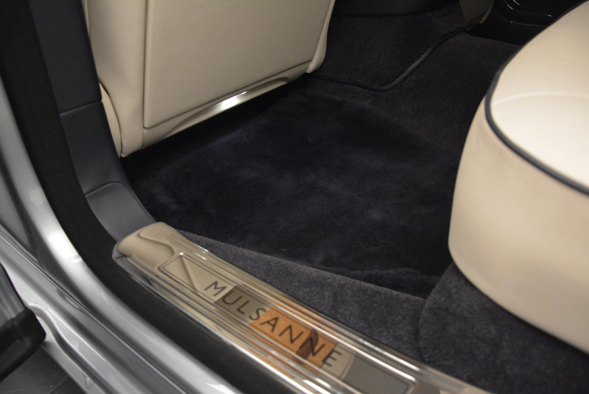 Used 2012 Bentley Mulsanne  For Sale In Greenwich, CT 35_p39