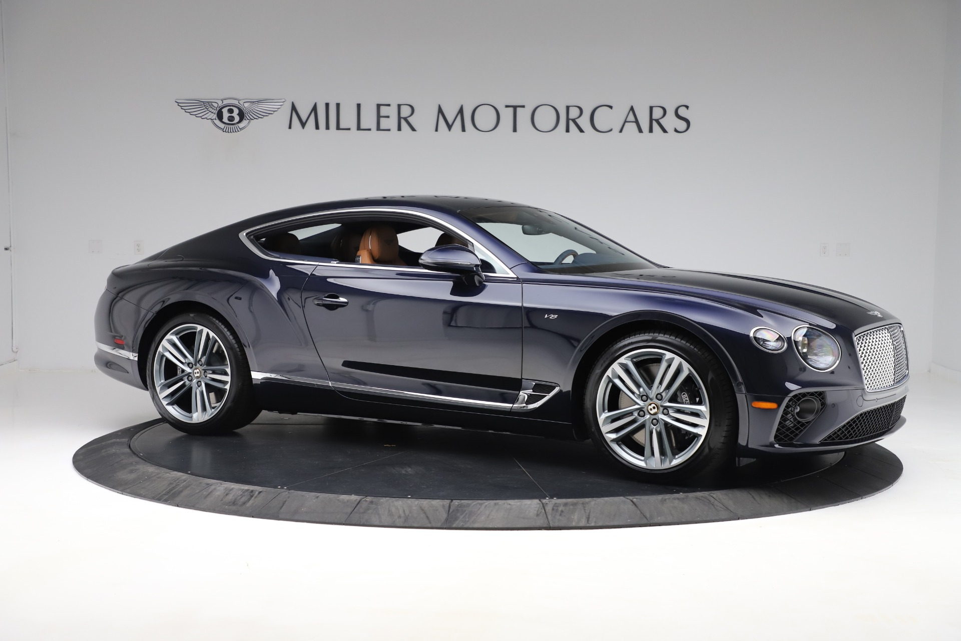 New 2020 Bentley Continental GT V8 For Sale In Greenwich, CT 3502_p10