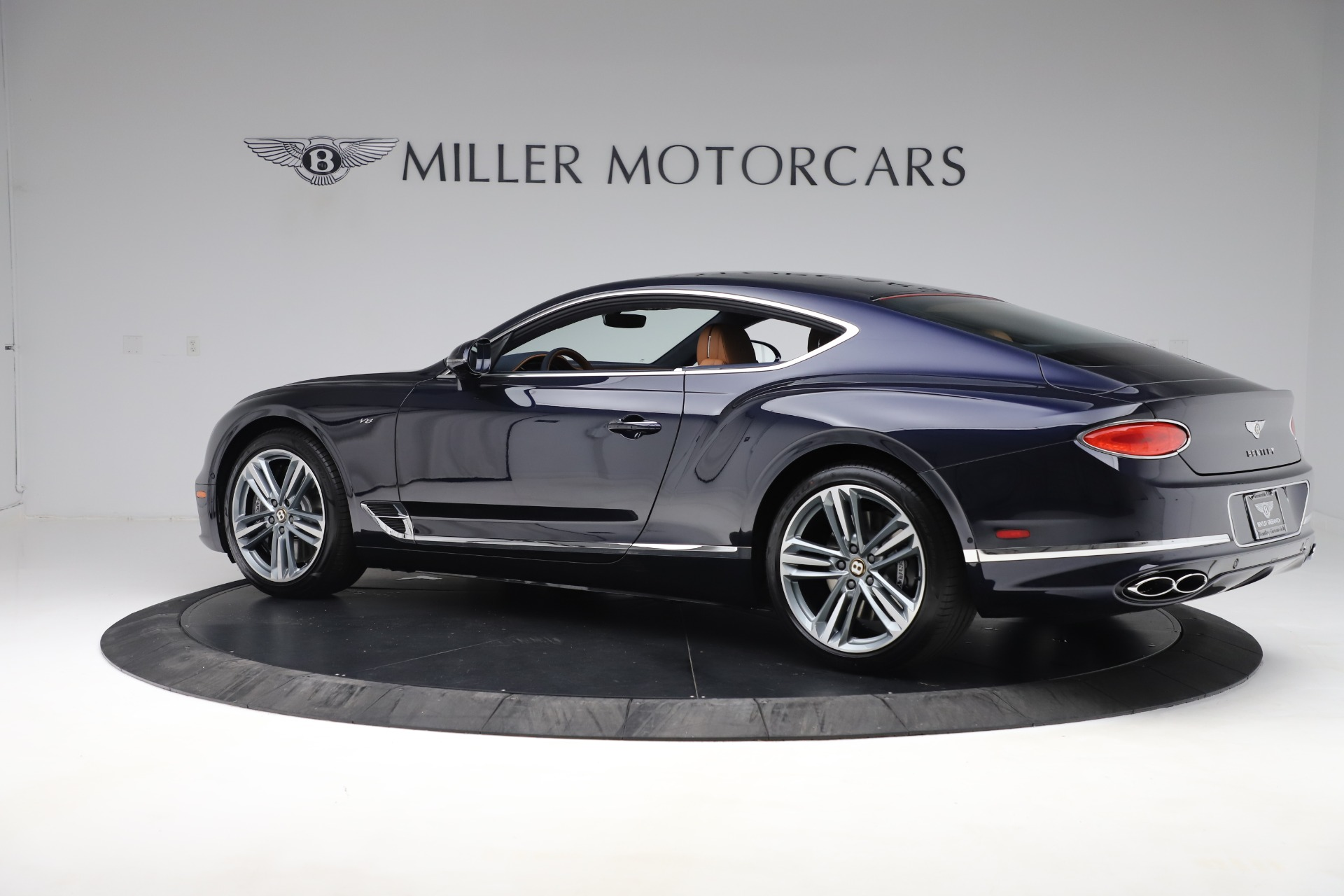New 2020 Bentley Continental GT V8 For Sale In Greenwich, CT 3502_p4