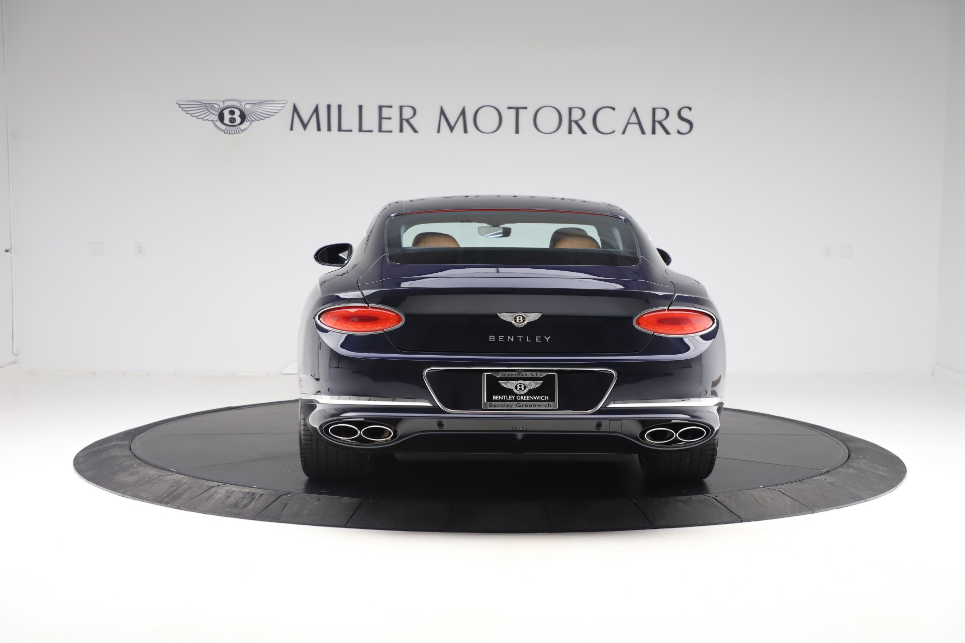 New 2020 Bentley Continental GT V8 For Sale In Greenwich, CT 3502_p6