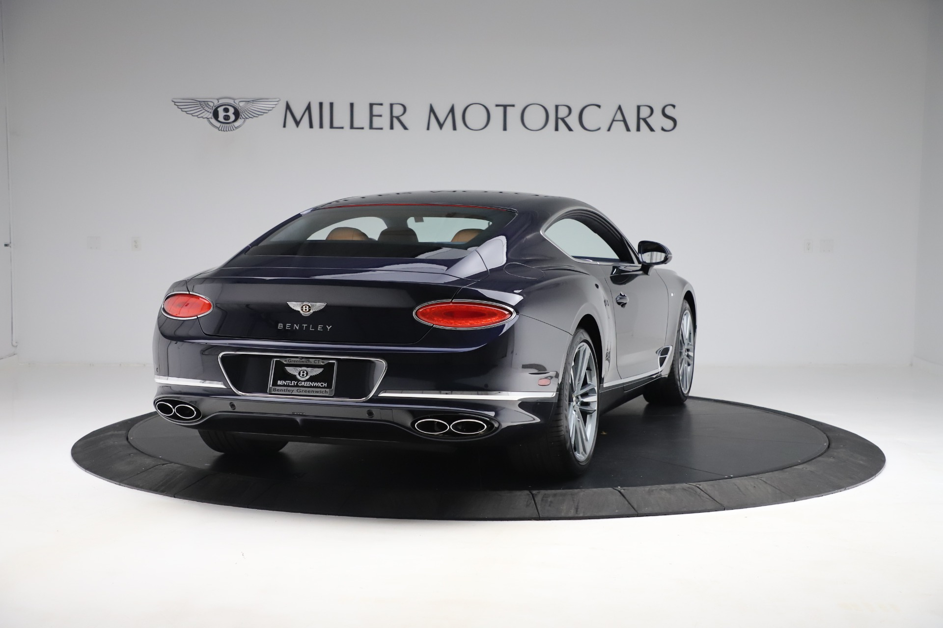 New 2020 Bentley Continental GT V8 For Sale In Greenwich, CT 3502_p7