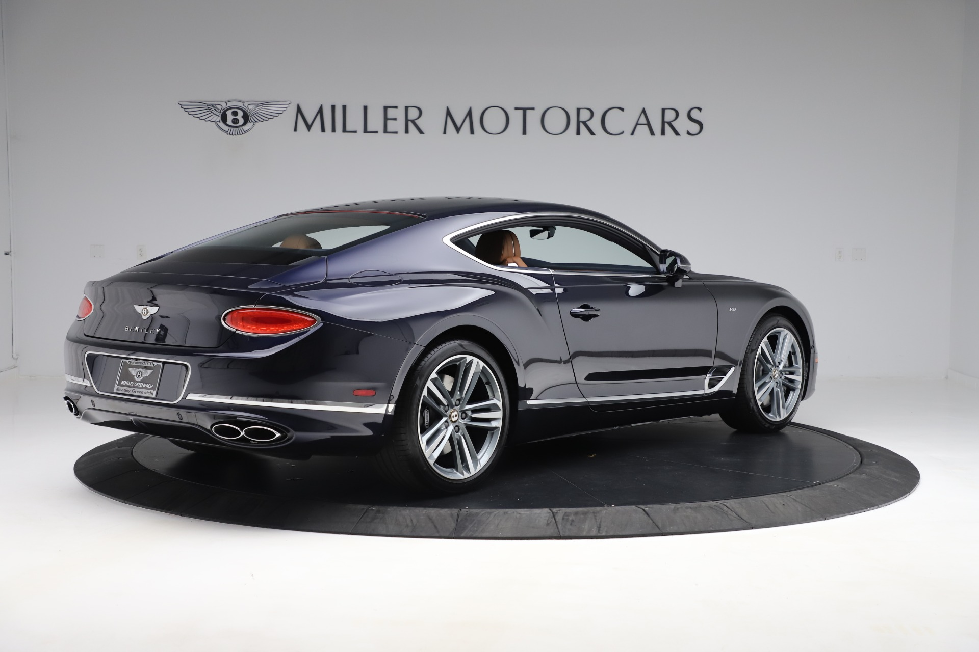 New 2020 Bentley Continental GT V8 For Sale In Greenwich, CT 3502_p8