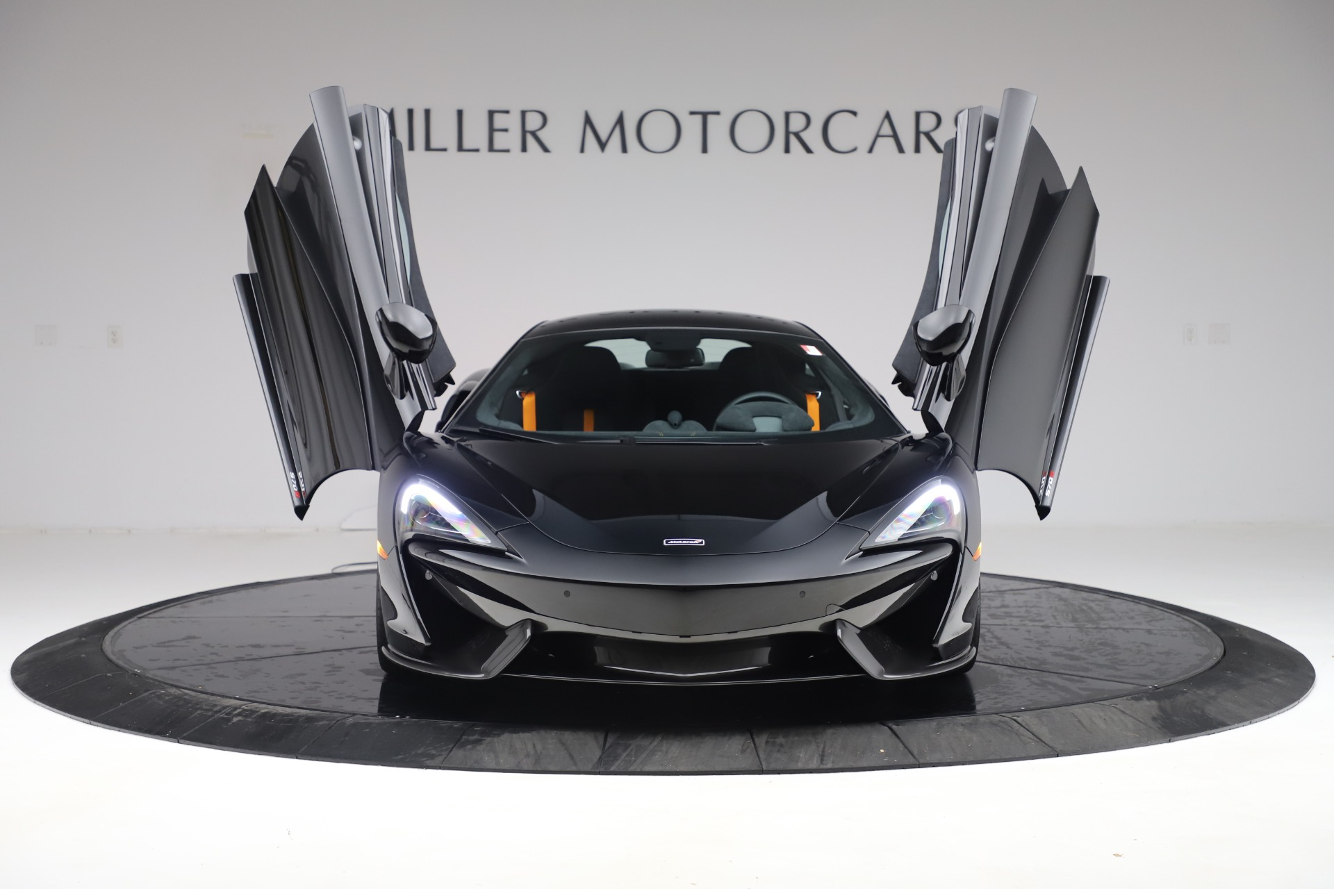 Used 2017 McLaren 570S Coupe For Sale In Greenwich, CT 3503_p12