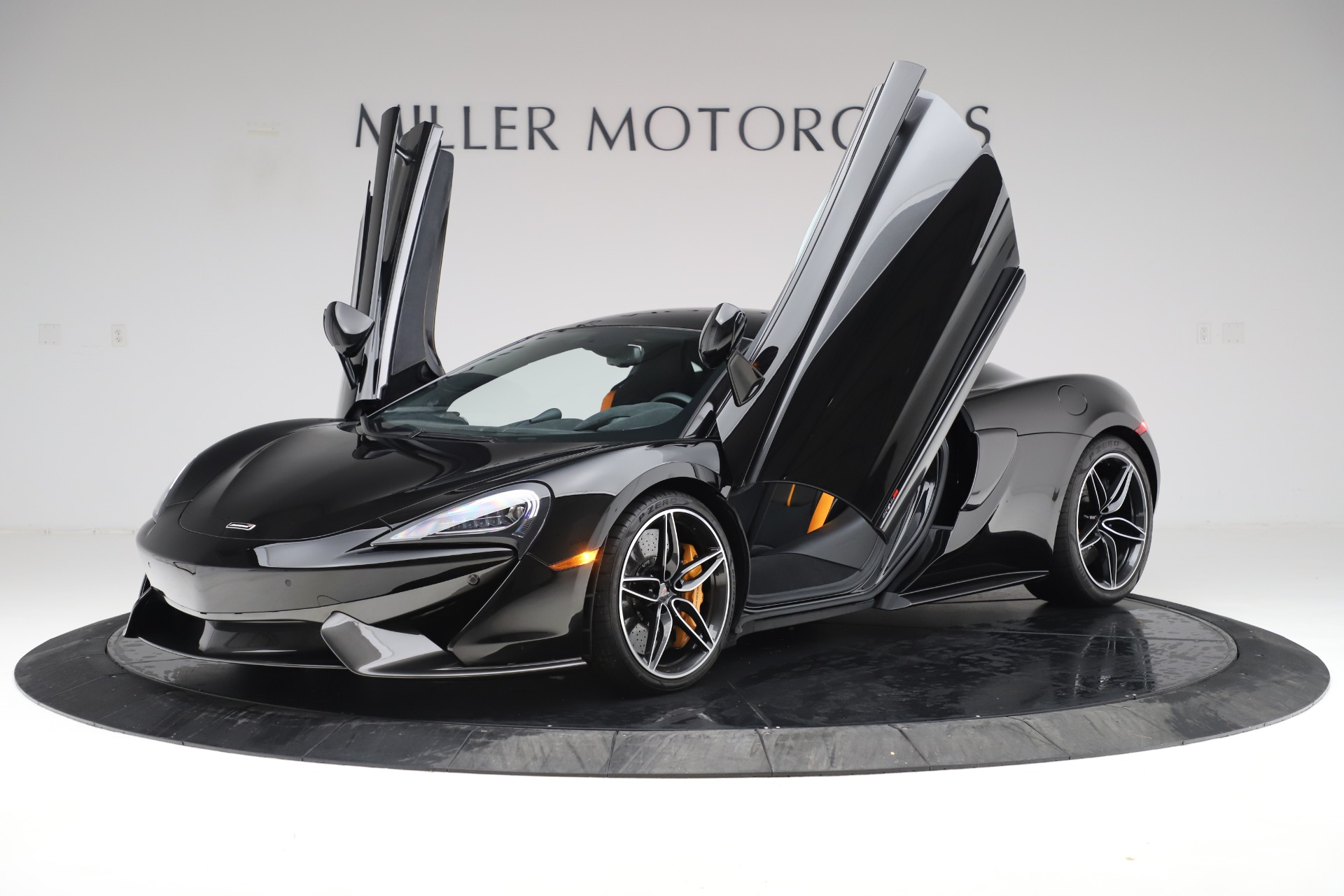 Used 2017 McLaren 570S Coupe For Sale In Greenwich, CT 3503_p13