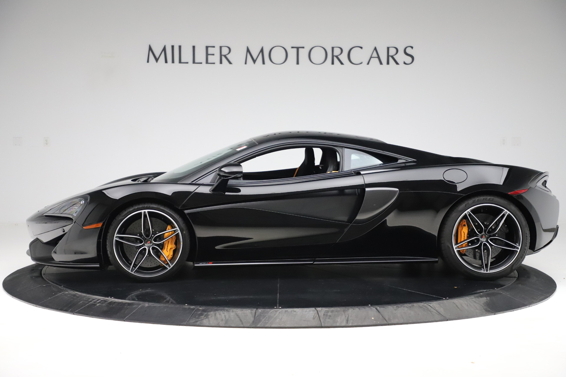 Used 2017 McLaren 570S Coupe For Sale In Greenwich, CT 3503_p2