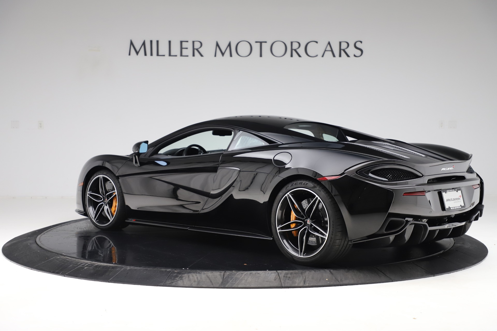 Used 2017 McLaren 570S Coupe For Sale In Greenwich, CT 3503_p3