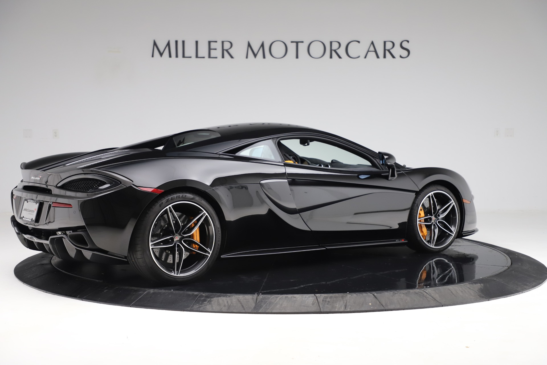 Used 2017 McLaren 570S Coupe For Sale In Greenwich, CT 3503_p7